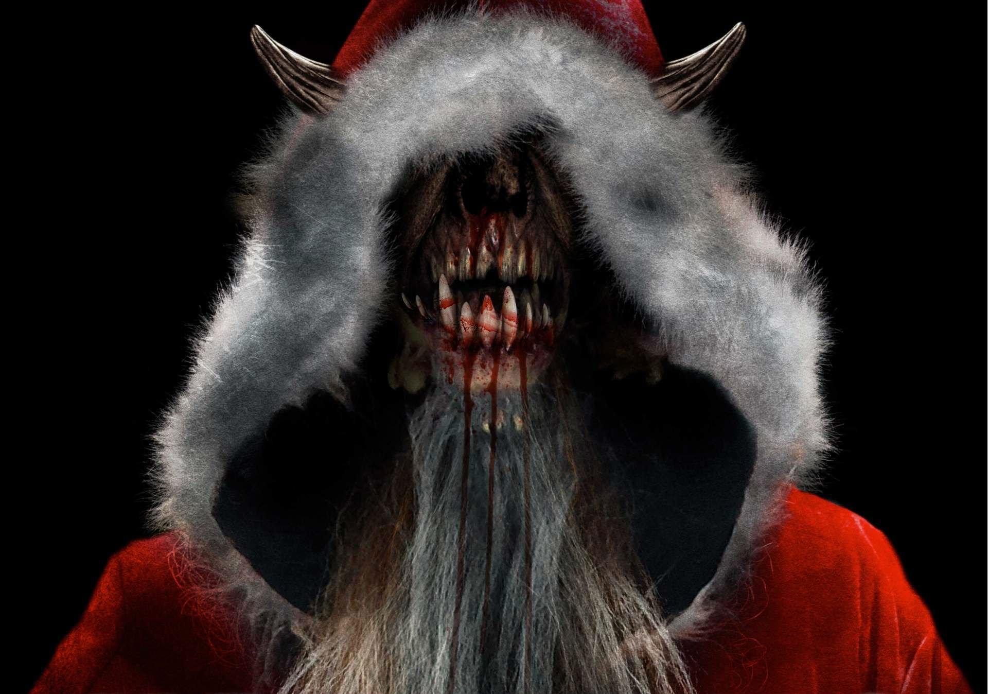 Evil Christmas.Wallpaper 1920x1348 Px Christmas Dark Demon Evil