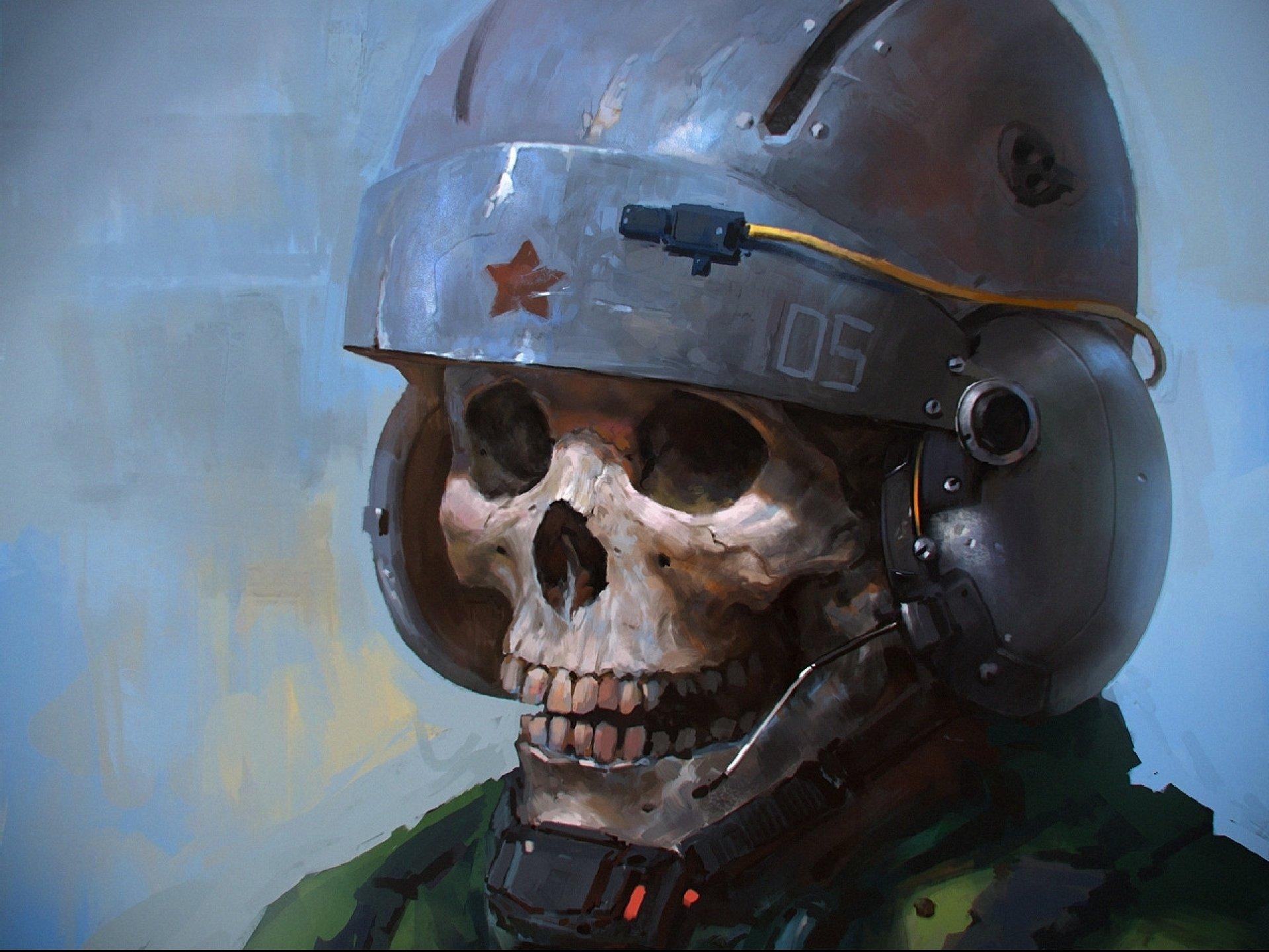 знала картинки солдата с черепом красоты уже давно