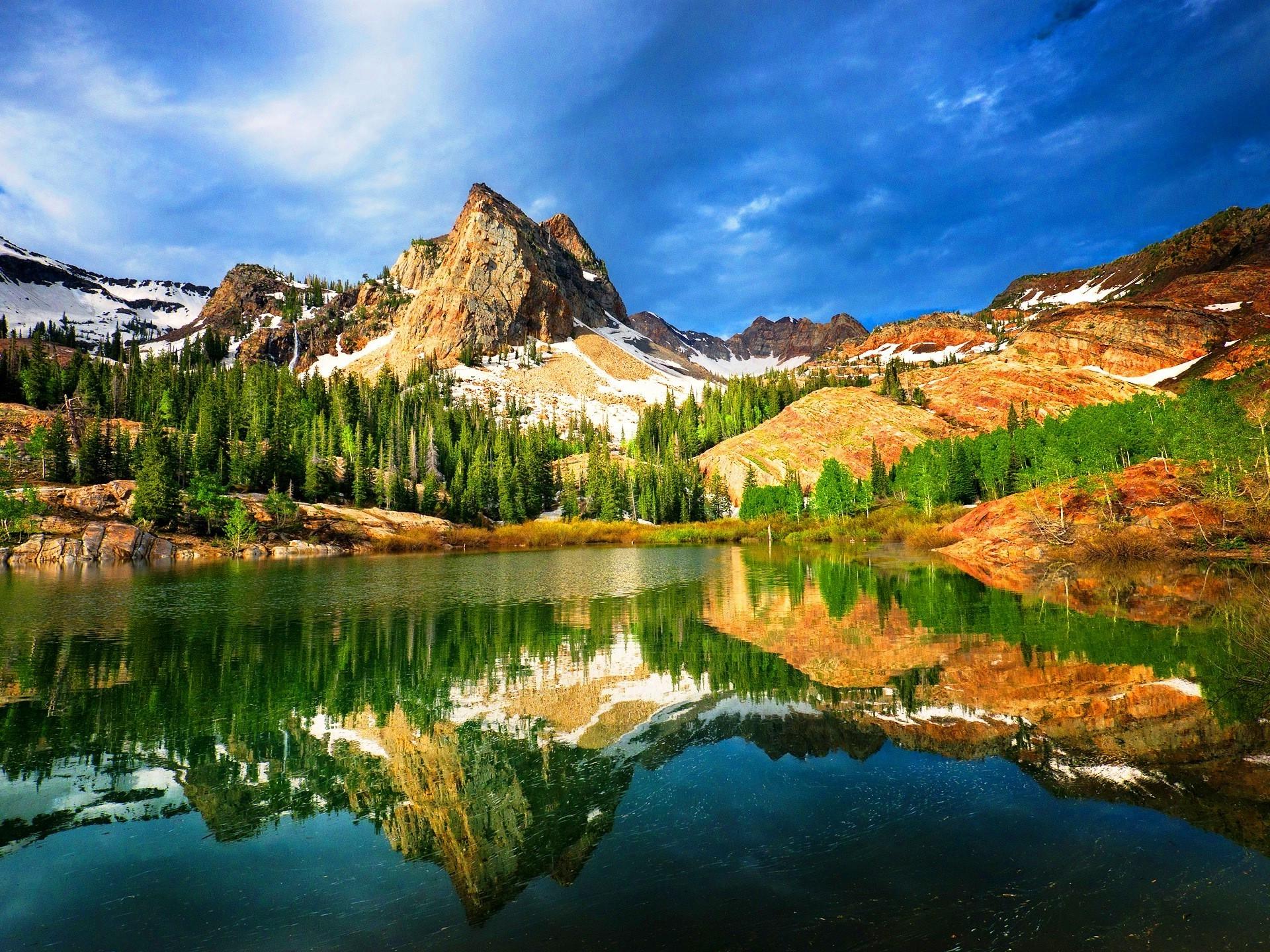 Профессиональное пейзажное фото