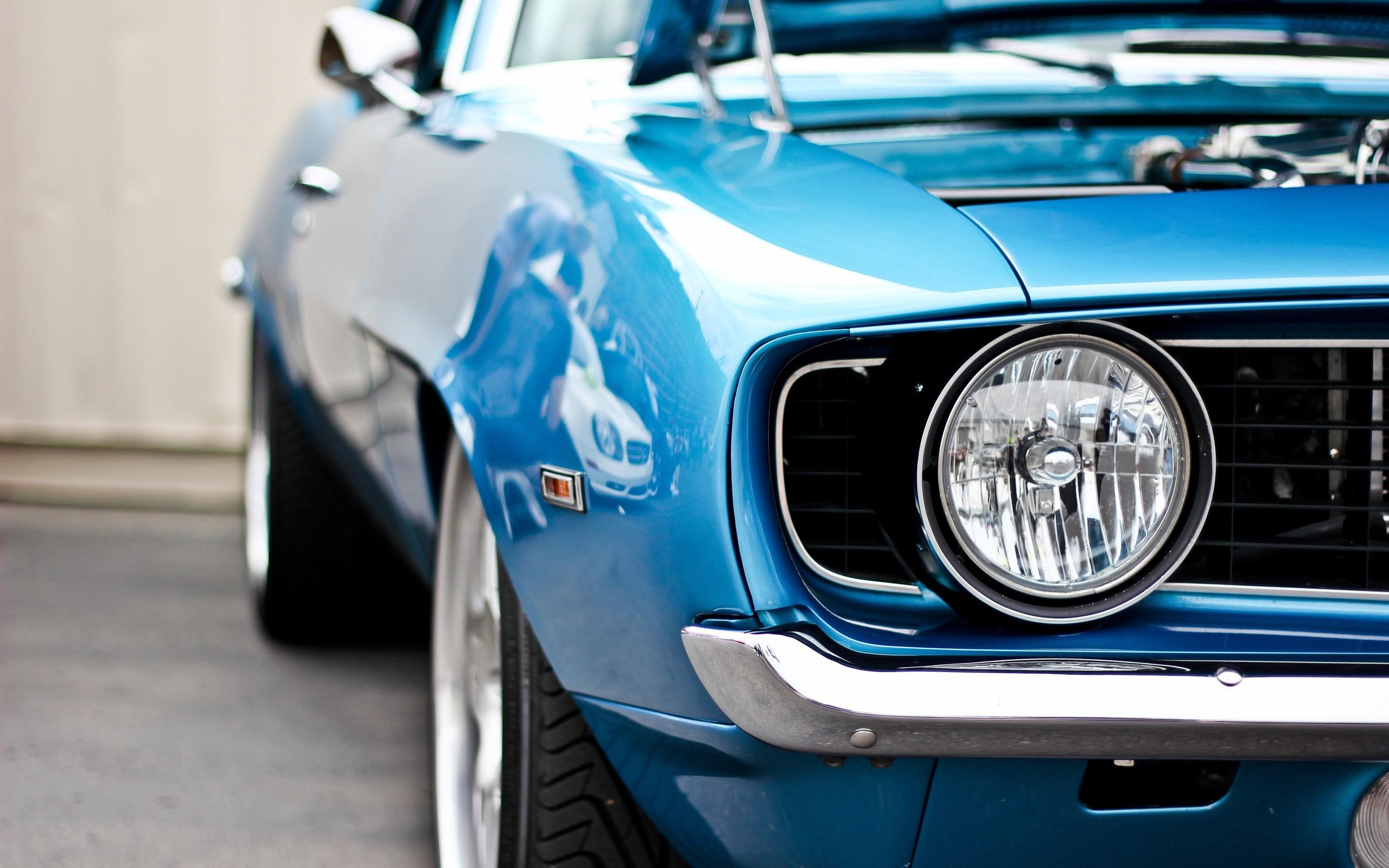 1969 Camaro SS 2560x1600 Px