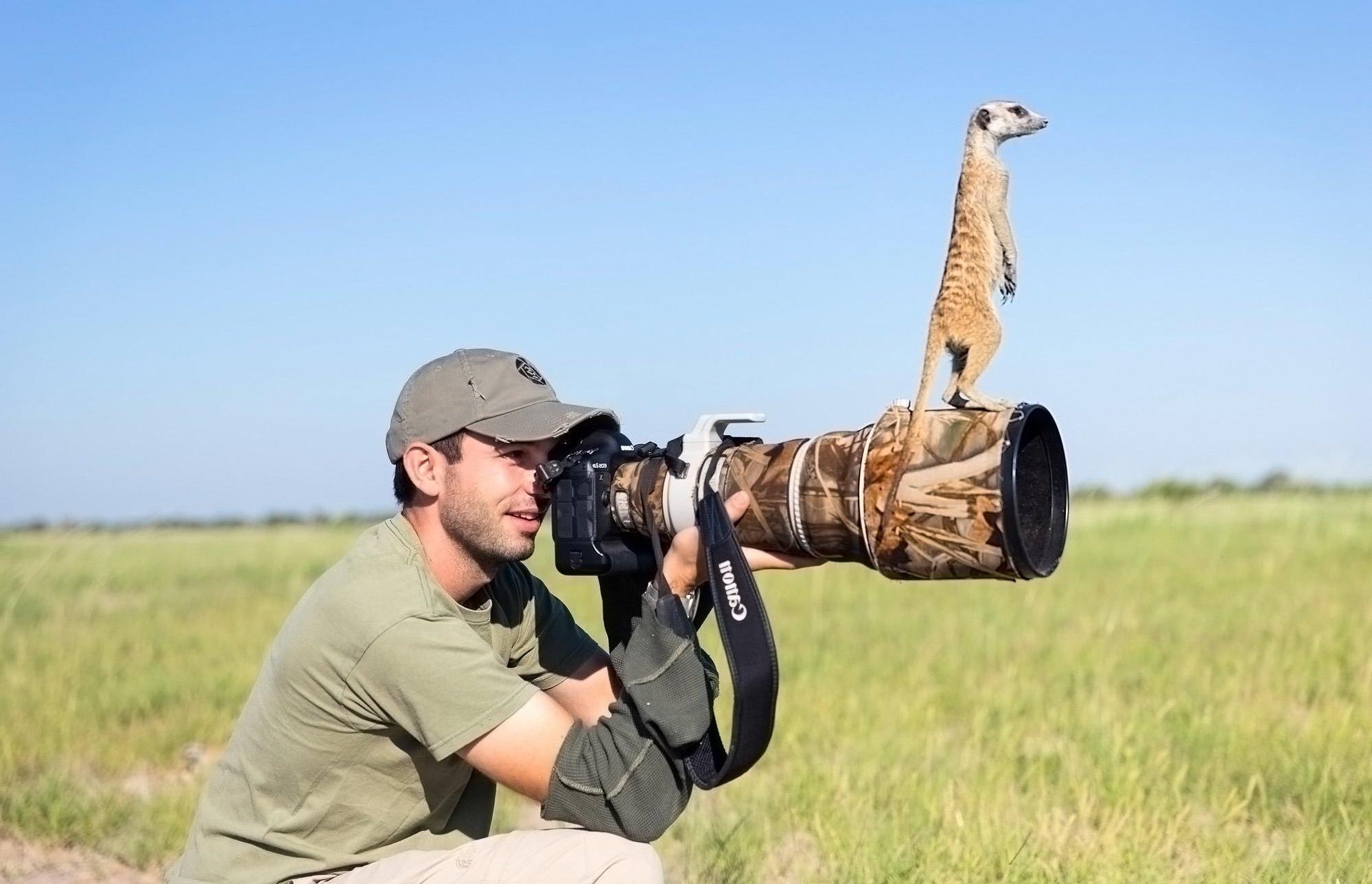 шары фото- профессиональный юмор фотографов призван показать