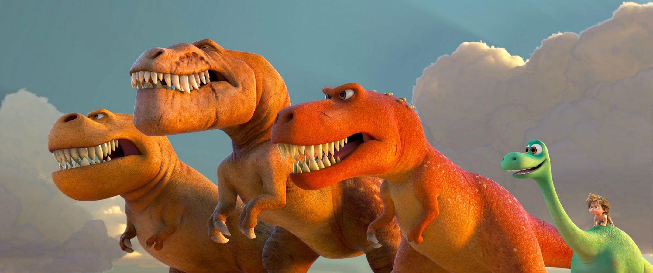 Картинки из мультфильма про динозавров