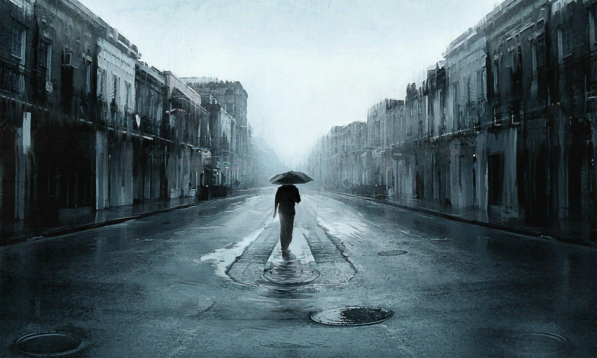 2000x1200 px dark depression love mood people rain sad sorrow 1765409