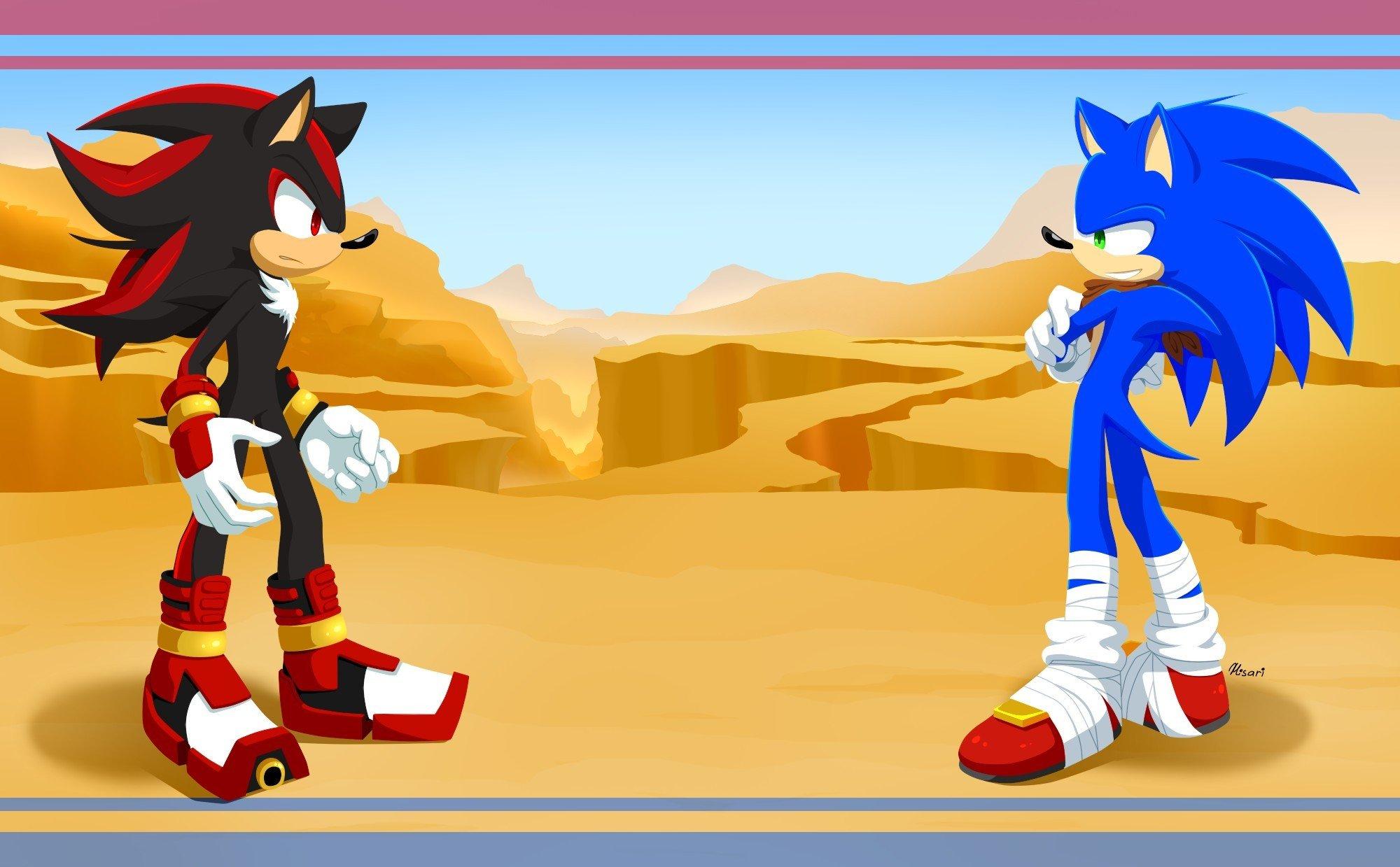 Wallpaper : 2000x1239 px, Shadow the Hedgehog, Sonic Boom
