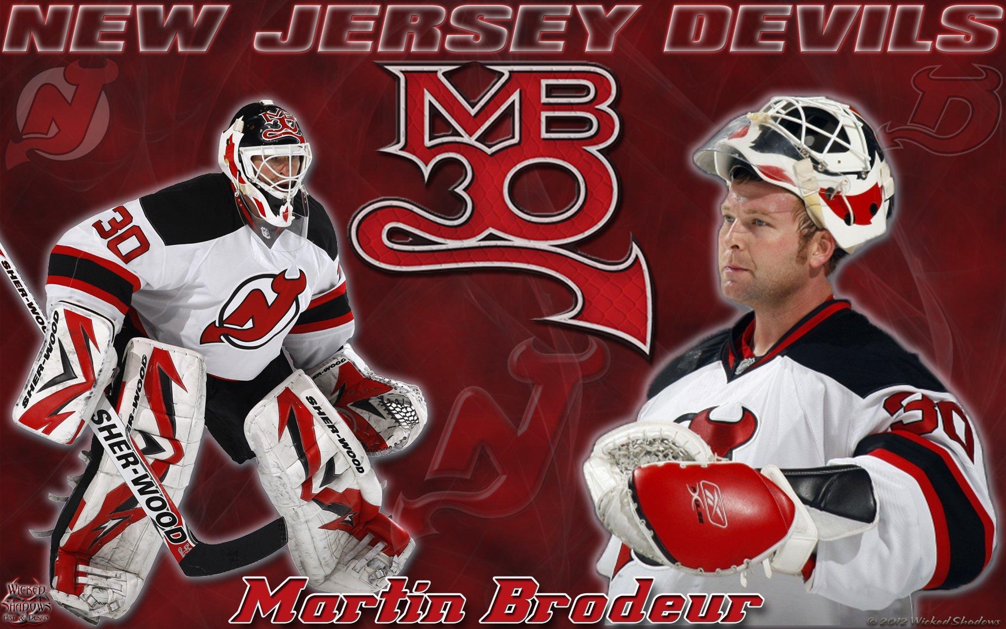 Wallpaper 2000x1250 Px 30 Devils Hockey Jersey New Nhl