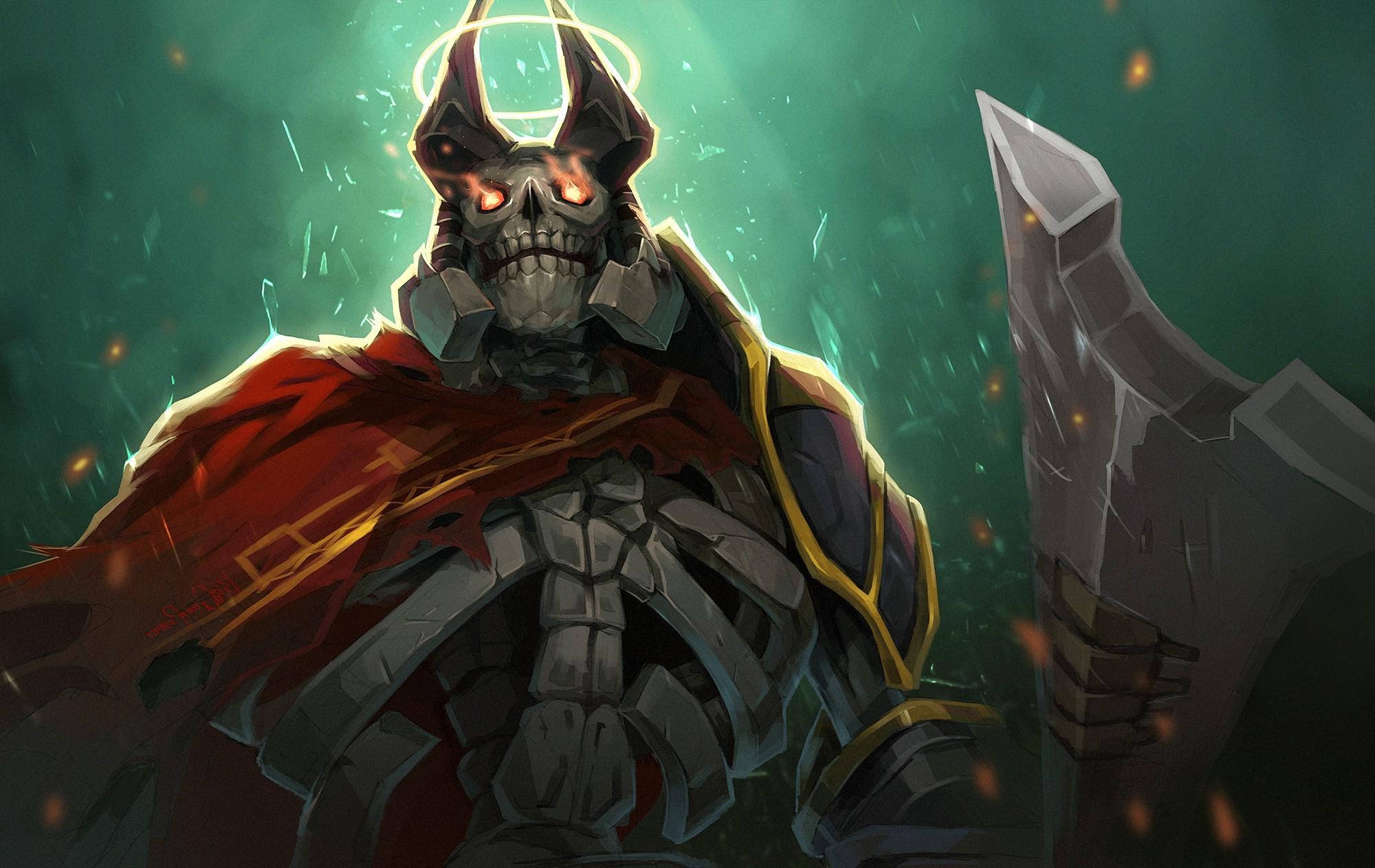 2000x1264 Px Dota 2 Skeleton King Valve Wraith