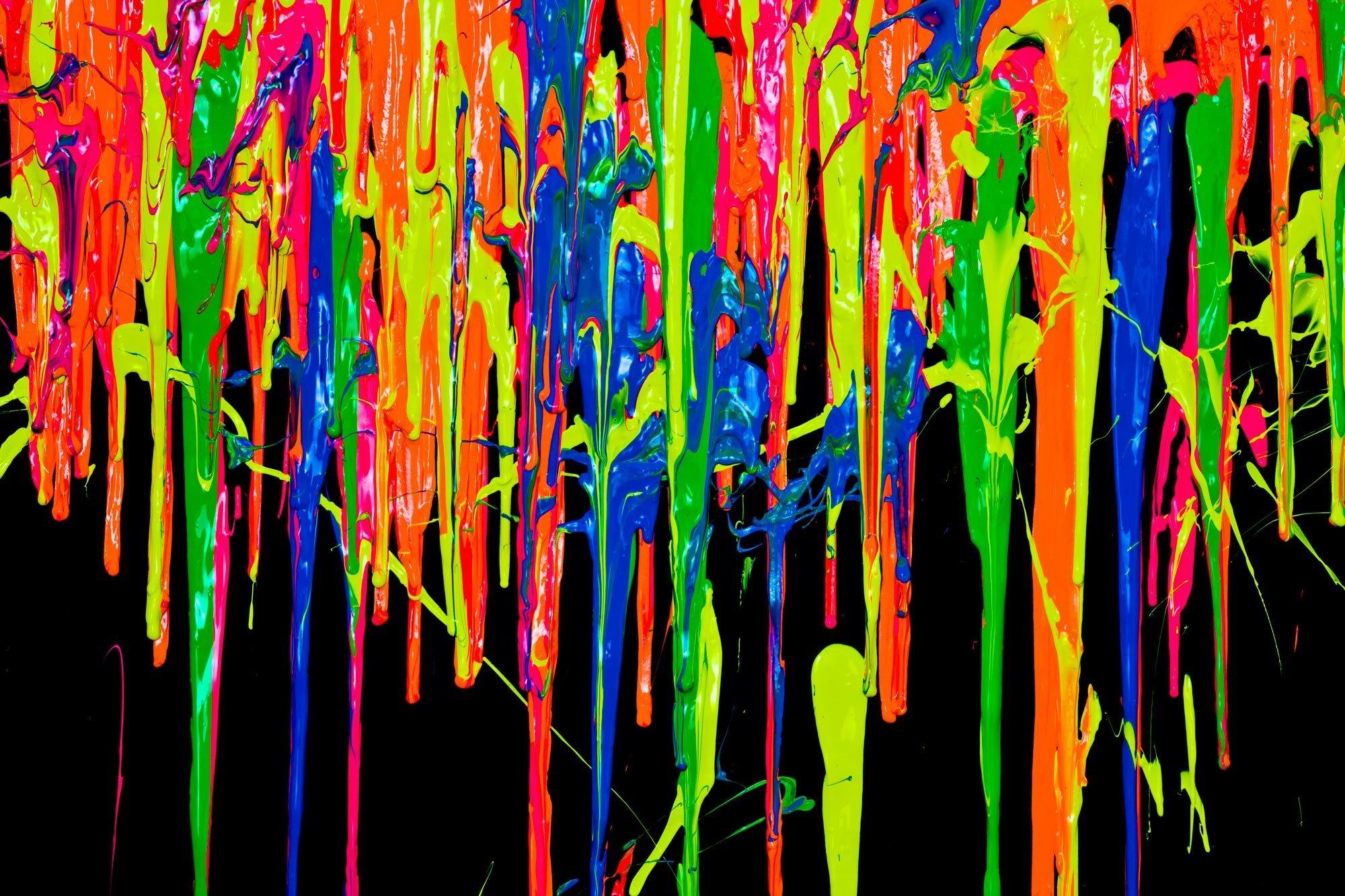 перекусив, картинки с яркими красками на телефон как