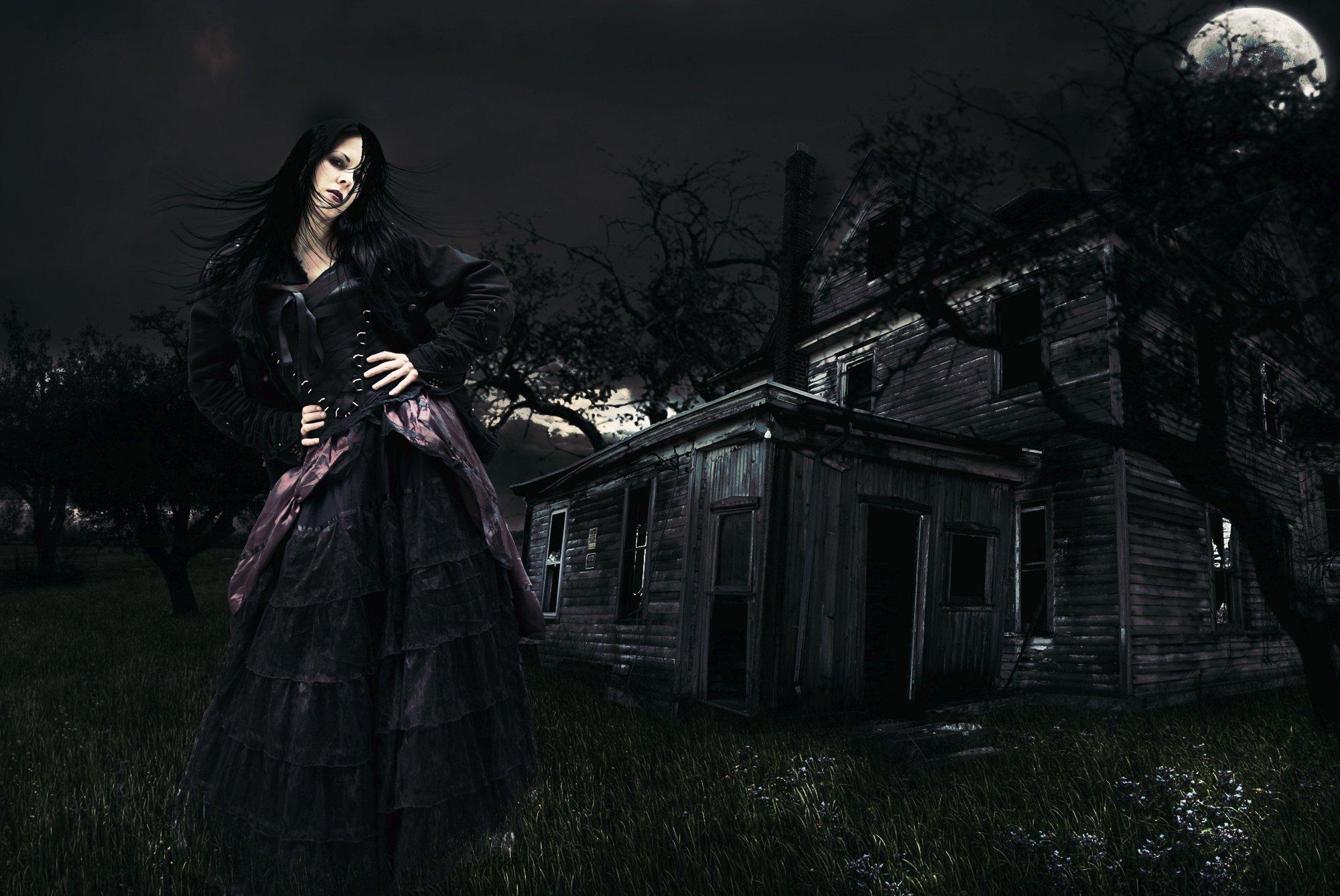 Wallpaper 2000x1338 Px Beautiful Dark Fantasy Gothic