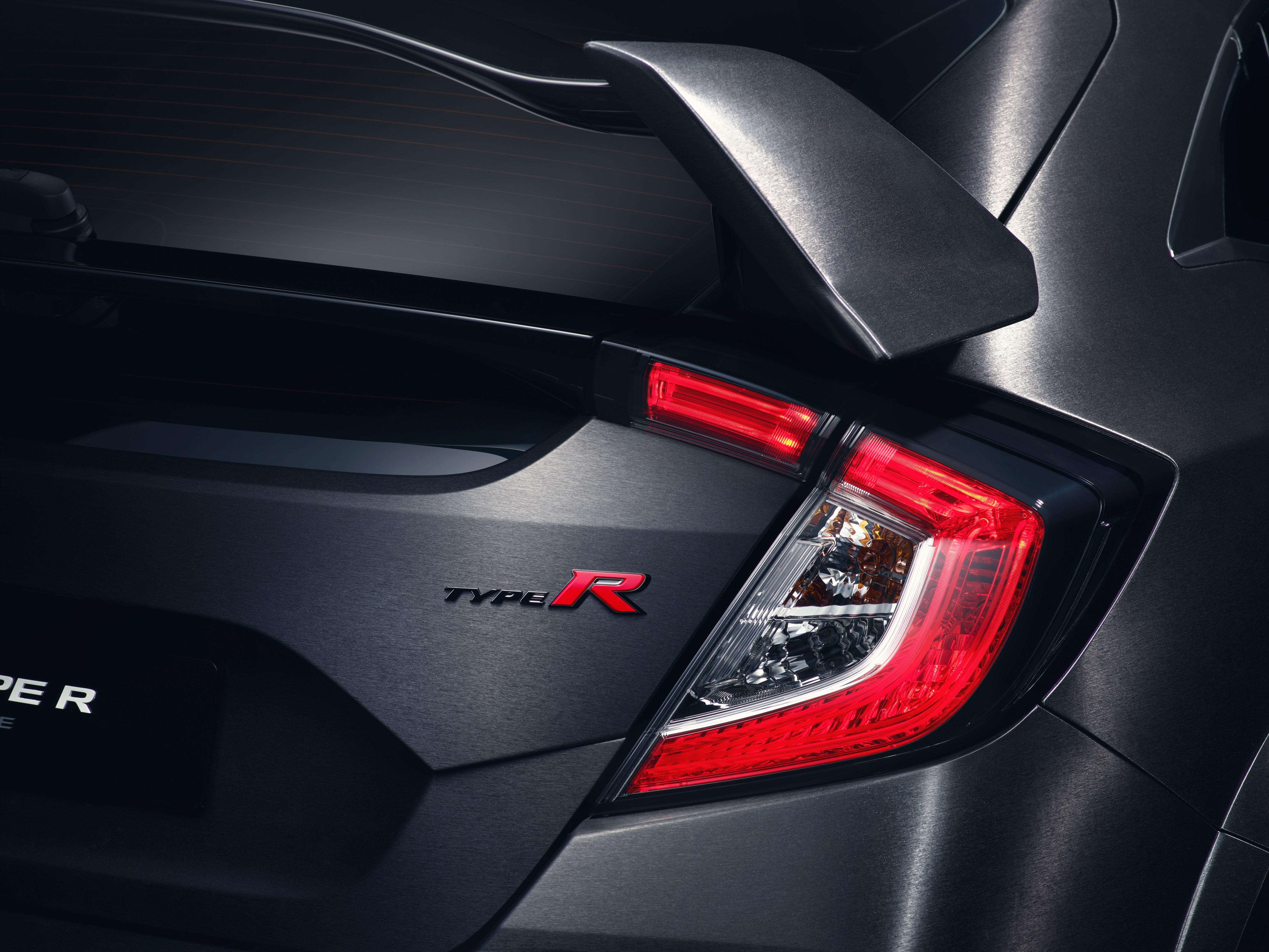 Wallpaper 2017 Honda Civic 10th Generation Type R Prototype