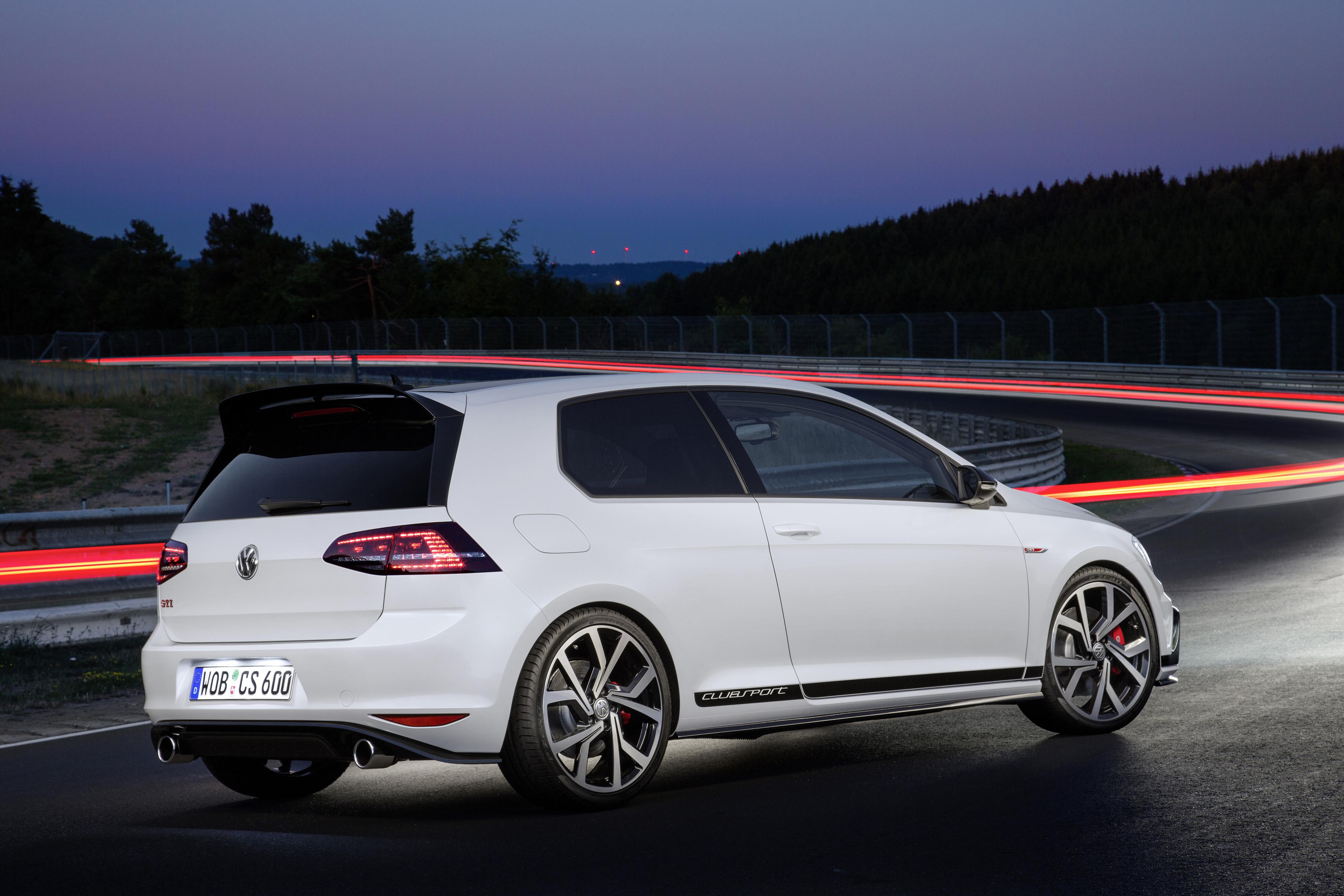 Hintergrundbilder 2017 Volkswagen Golf Vi Gti Clubsport Edition