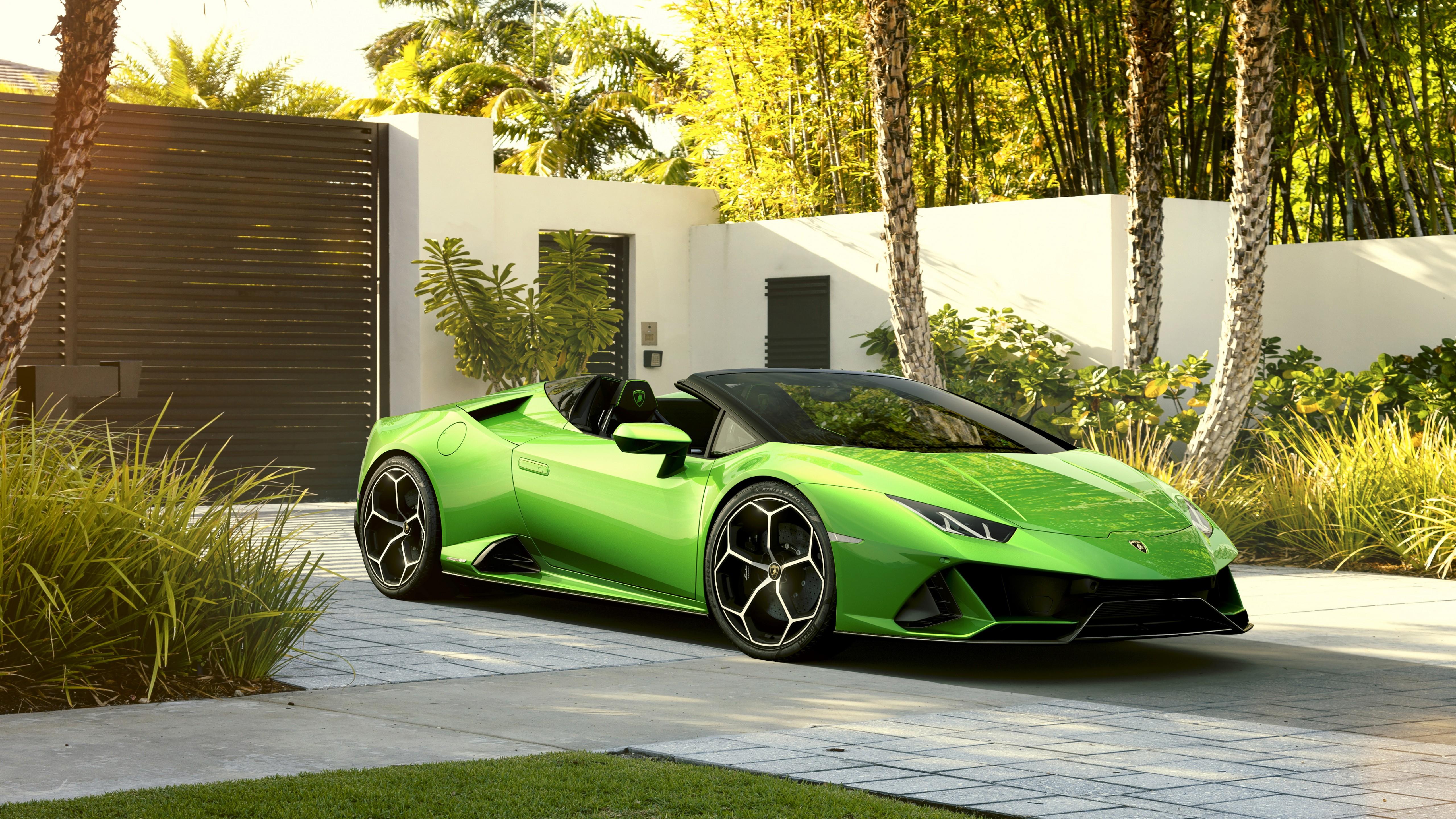 Wallpaper 2019 Vehicle Sports Car Lamborghini Huracan
