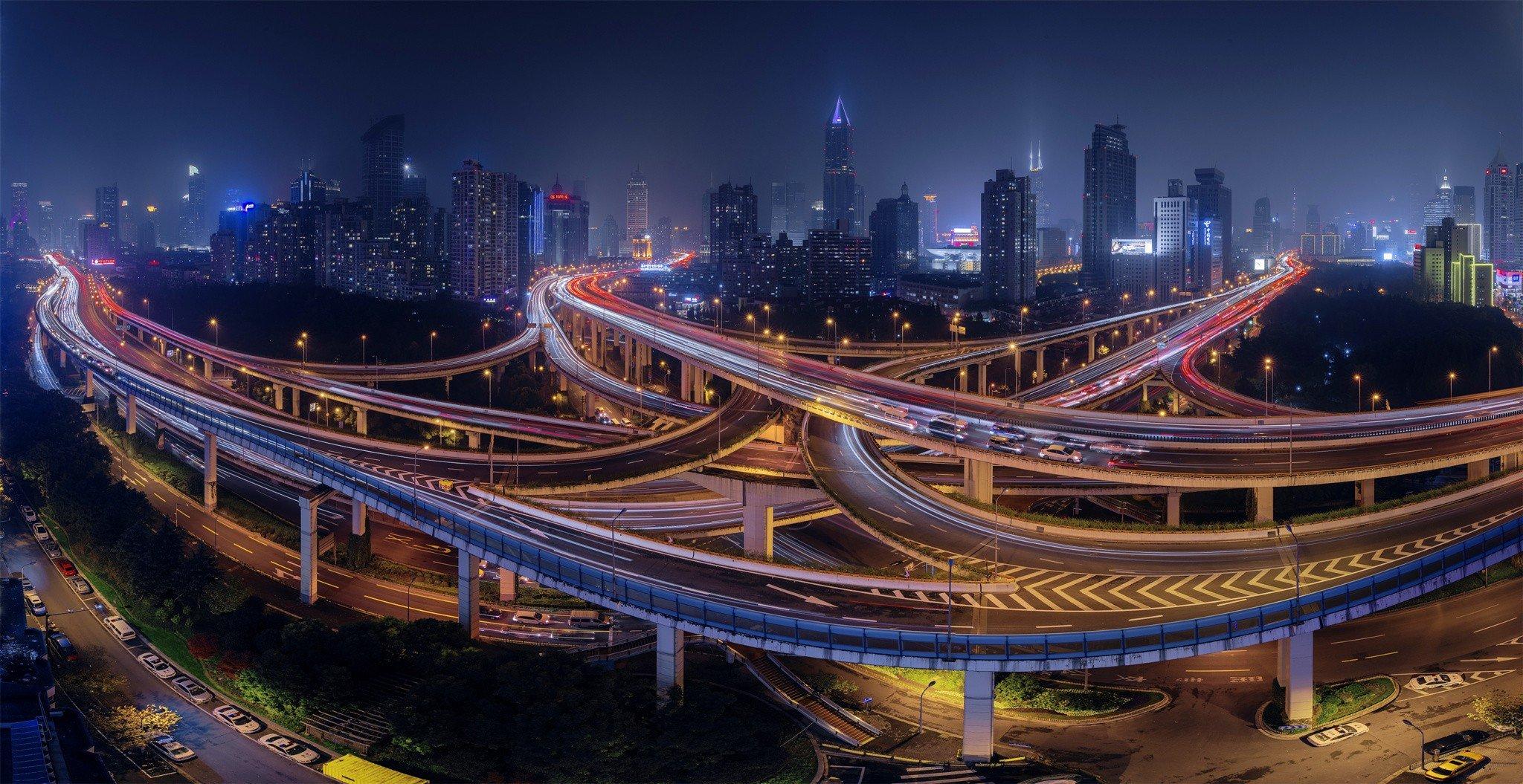 одинаково китайские дорожные развязки фото двухкомнатную квартиру одном