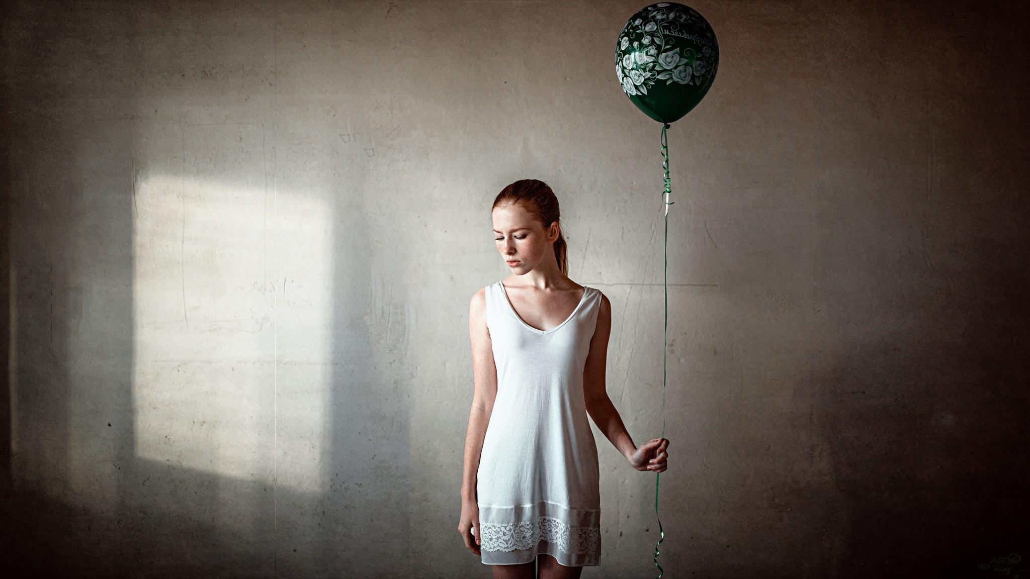 Fond Décran 2048x1152 Px Ballon Des Ballons Taches De
