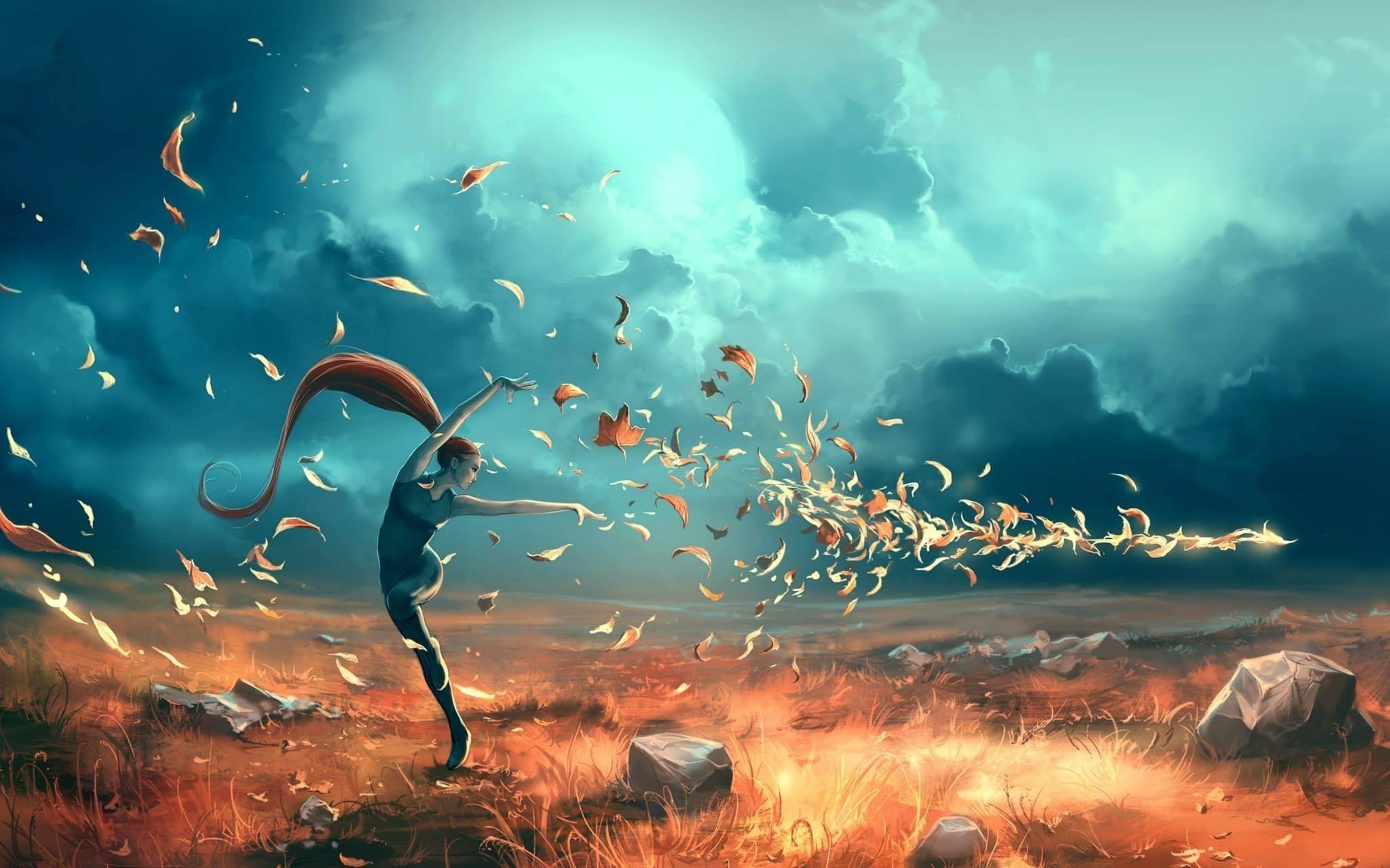 Картинки фантазии абстракции