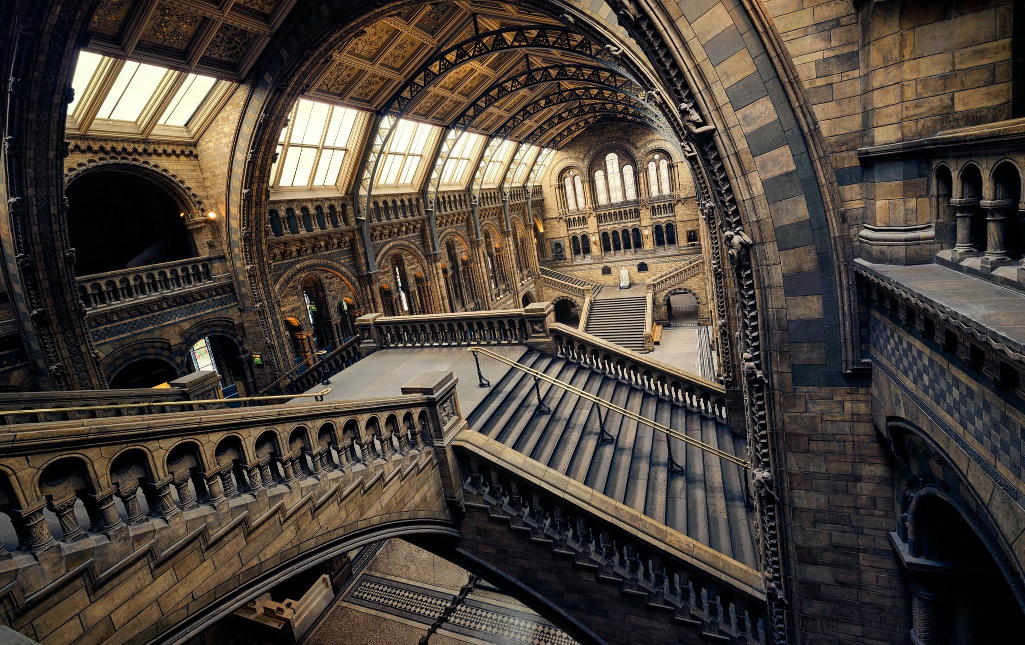 Wallpaper 2048x1290 Px Arch Building Interior London
