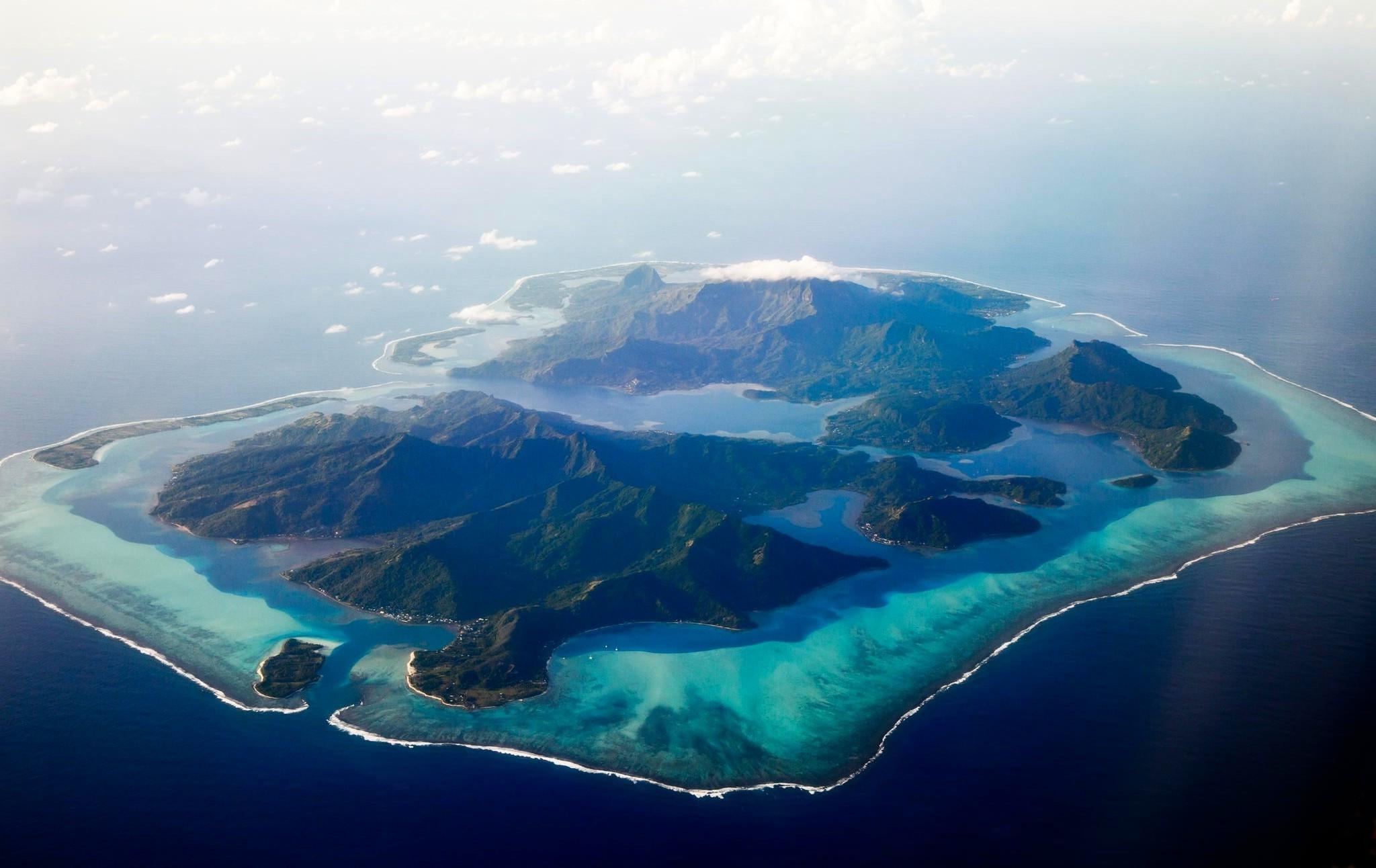 Tropical Island Beach Ambience Sound: Wallpaper : 2048x1292 Px, Aerial View, Atolls, Beach