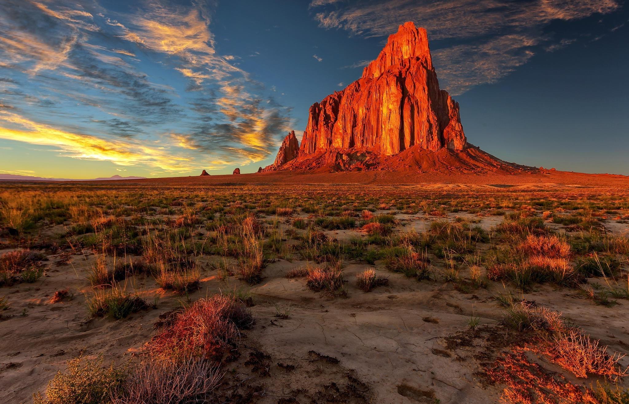 2048x1316 Px Desert Landscape Mountain Nature Sandstone