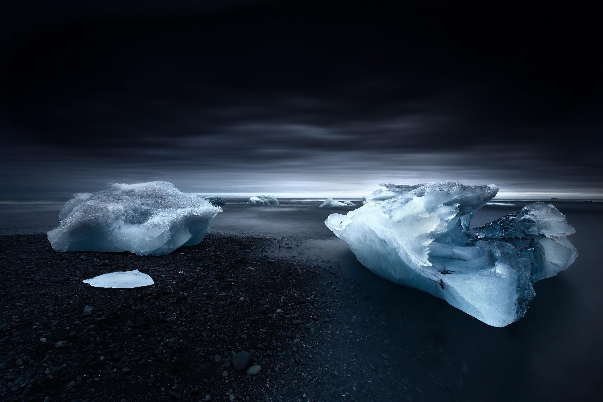 картинки ледяные ночи