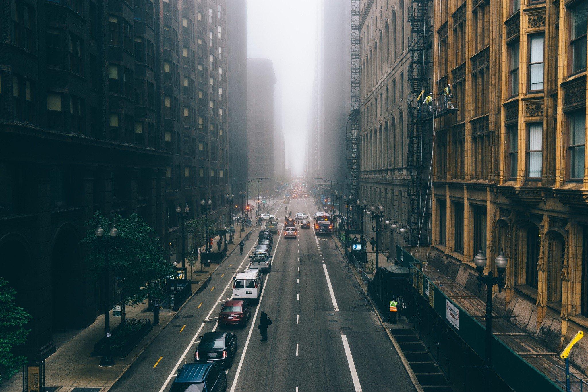 Картинка город не важен