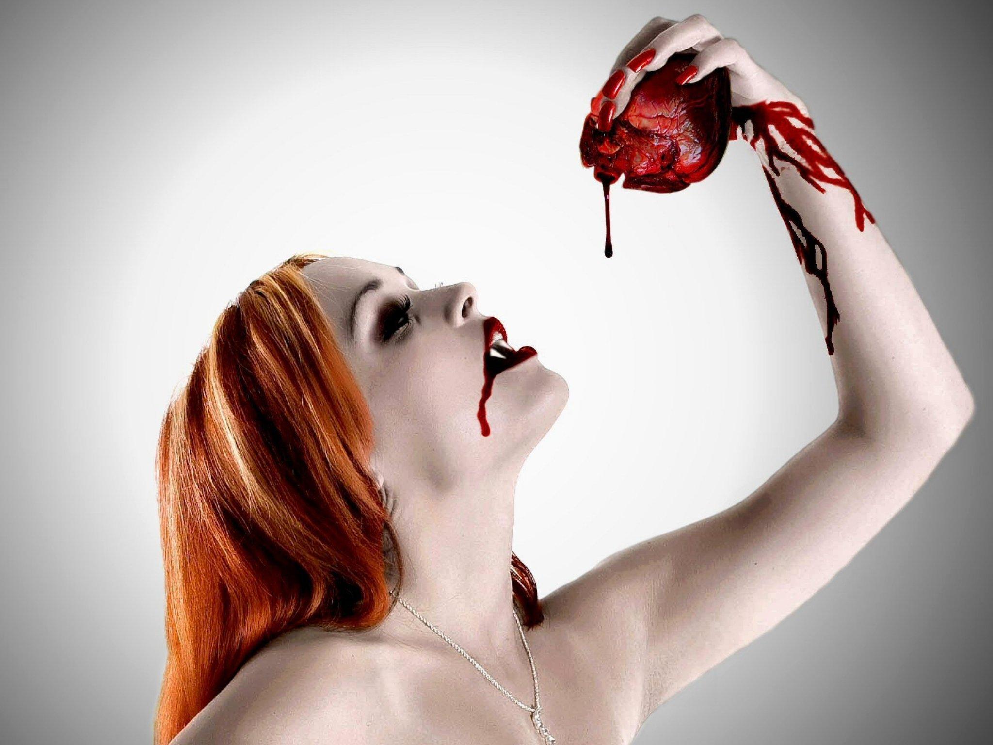 Вампиры кровь картинки