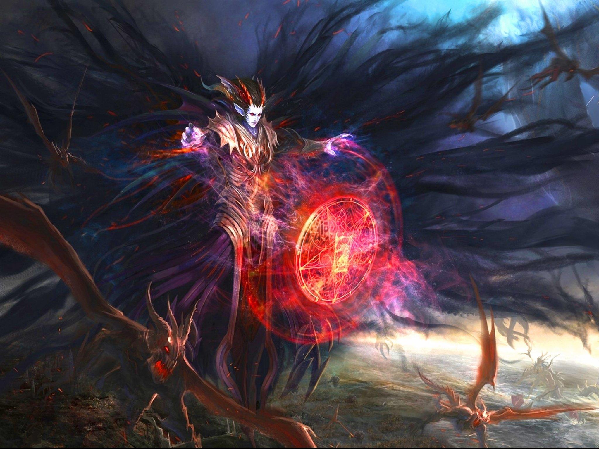 Картинки легенды хаоса