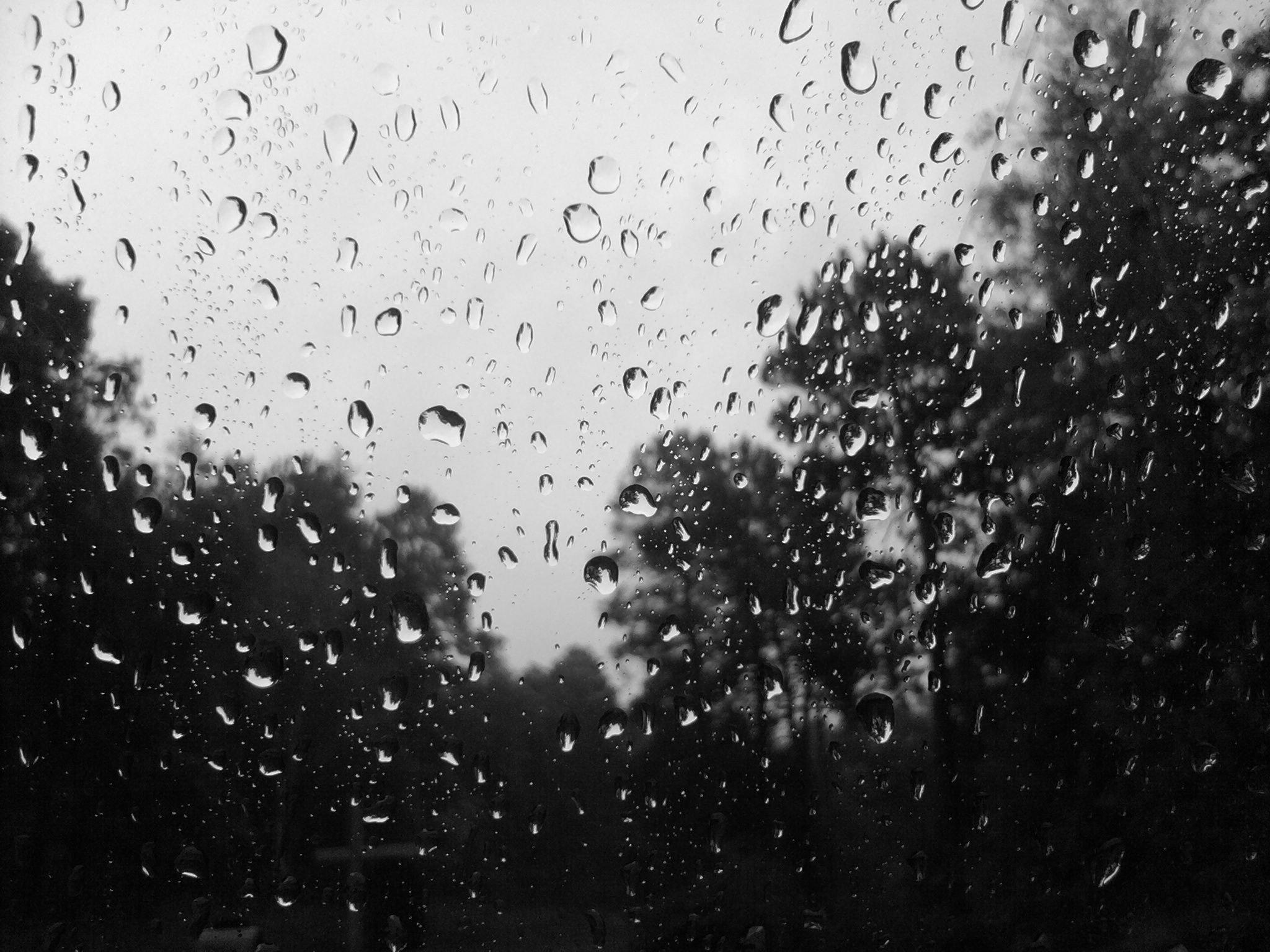 wallpaper : 2048x1536 px, rain, water on glass 2048x1536 - goodfon