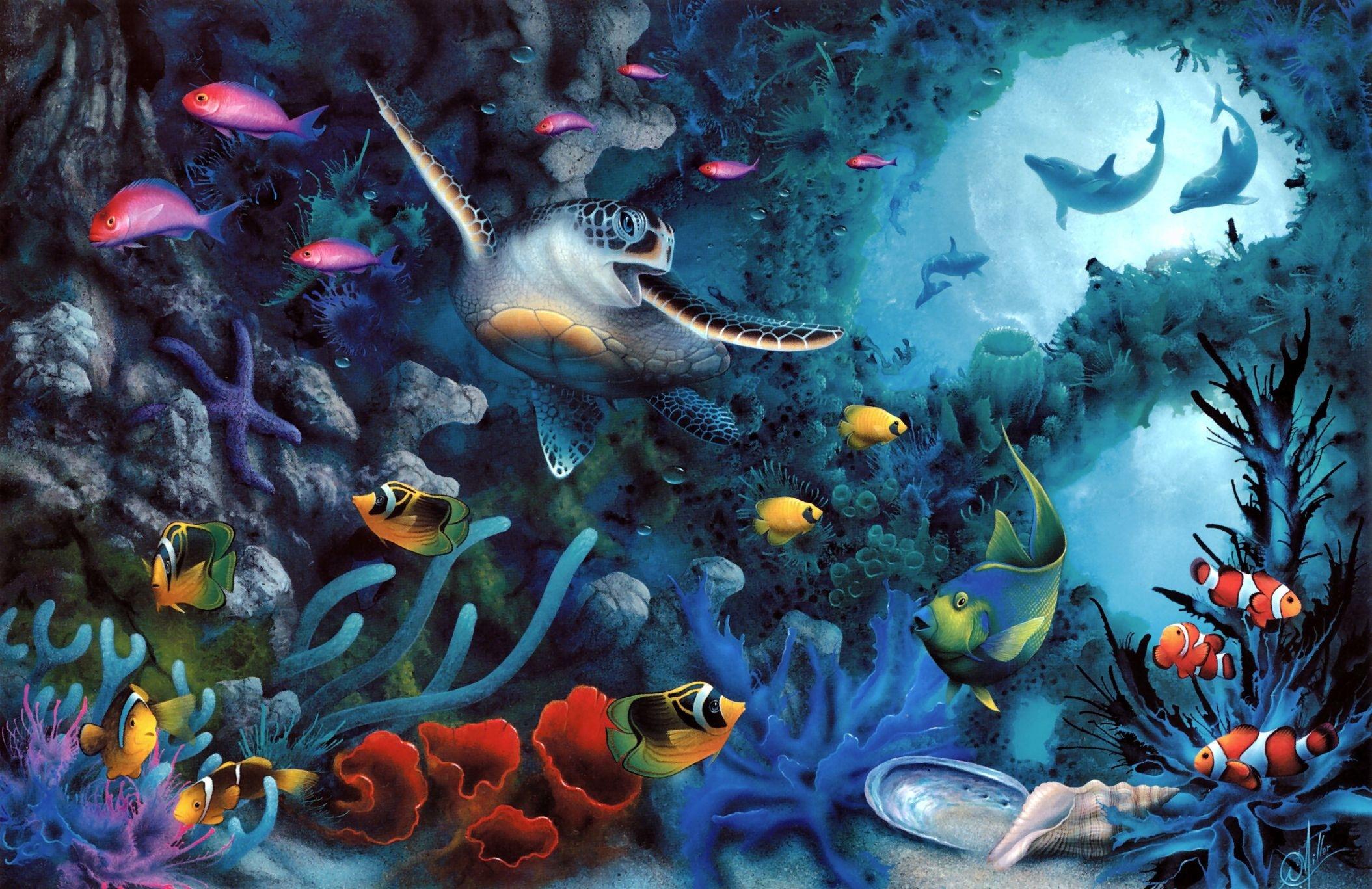 понять, нарисовать прикольных рыбок в подводном мире характеристики отличаются разнообразием