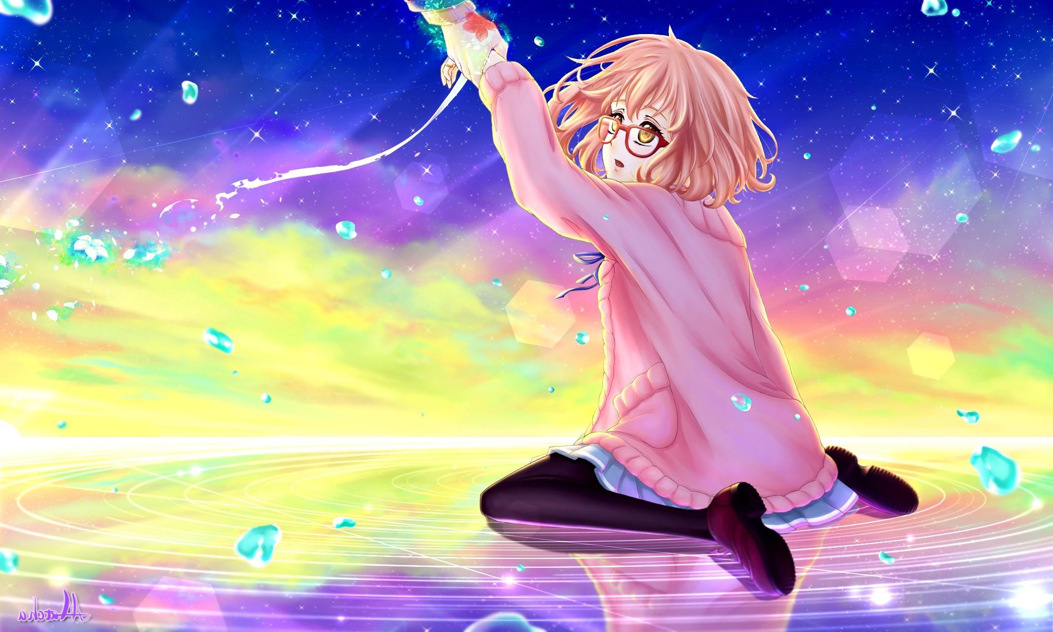 Wallpaper 2133x1280 Px Anime Girls Kuriyama Mirai