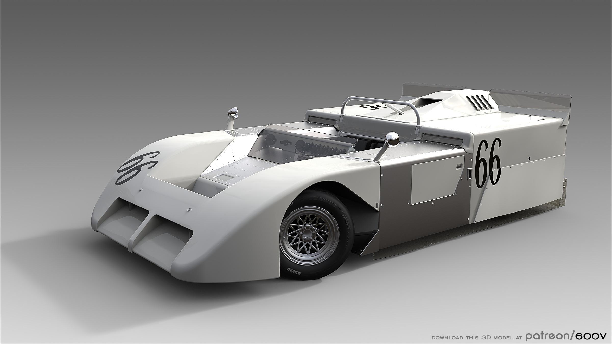 Wallpaper : 2400x1350 px, 2J, 600v, Chaparral, old car, race cars ...