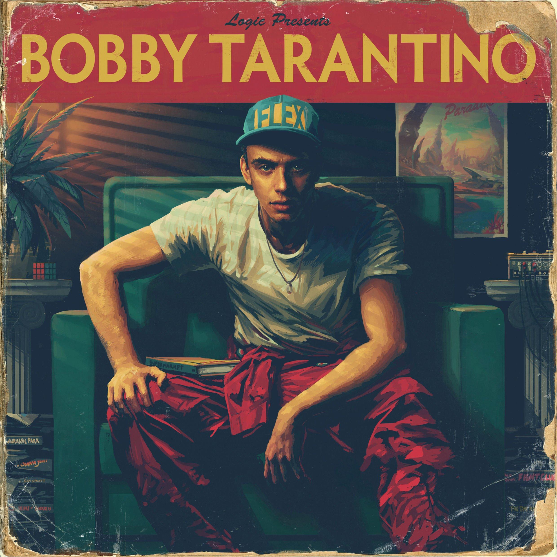 2480x2480 Px Album Covers Bobby Tarantino Hip Hop Illustration Logic Rap