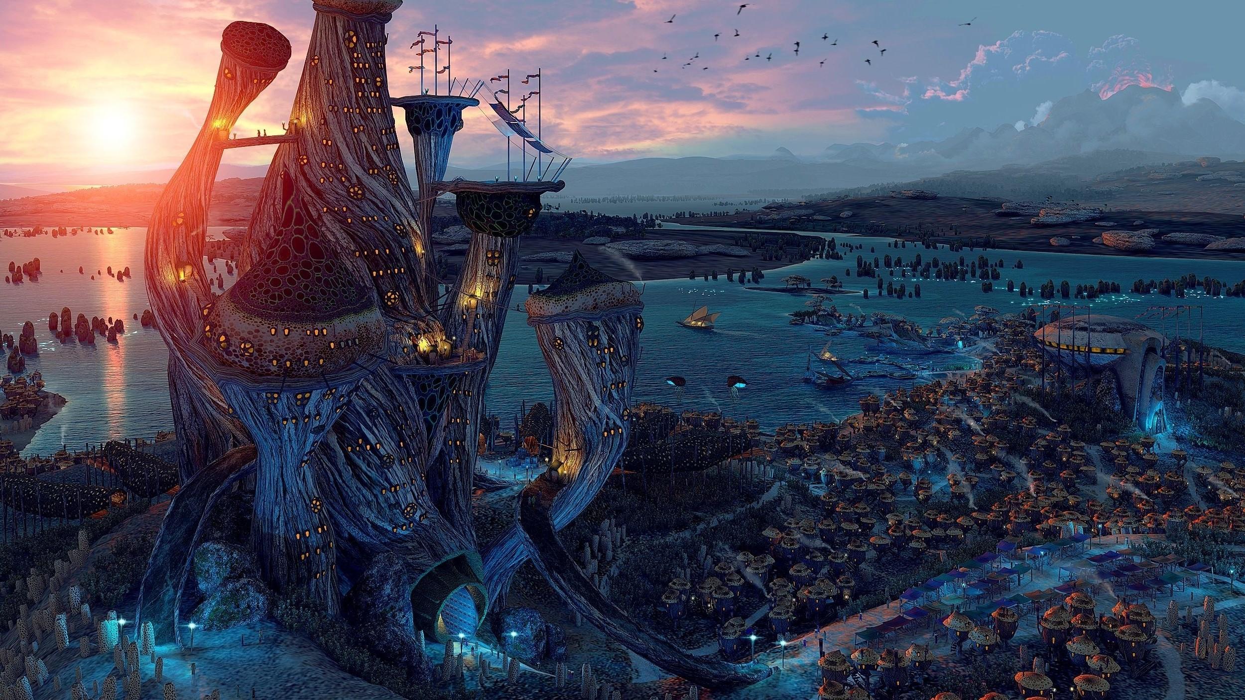 2500x1406 Px The Elder Scrolls III Morrowind