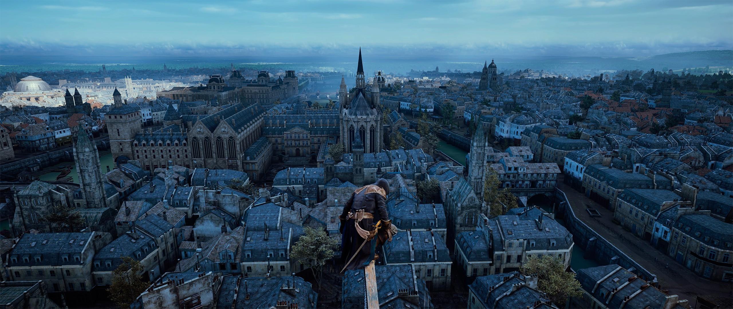 2560x1080 Playerunknowns Battlegrounds 2017 Game 2560x1080: 배경 화면 : 2560x1080 Px, Assassins Creed Unity, 비디오 게임