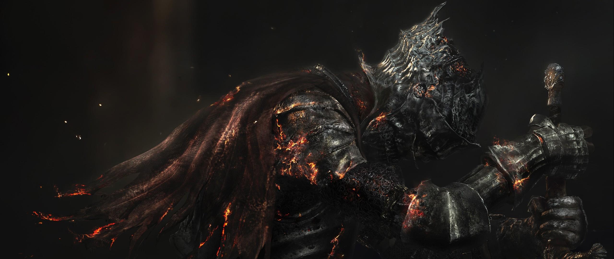 2560x1080 px Dark Souls ultra video games wide