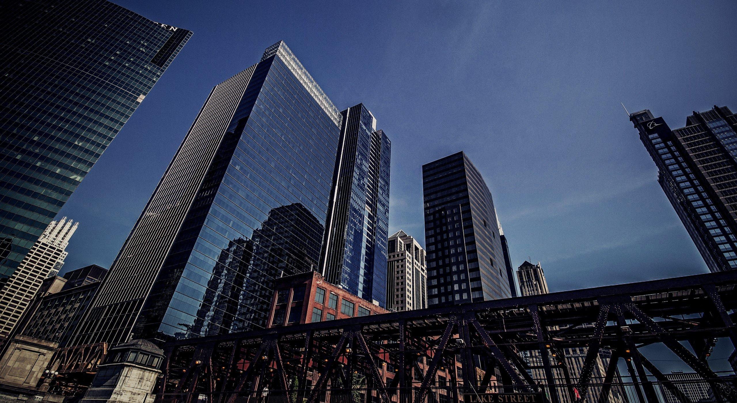 2560x1400 px skyscraper urban