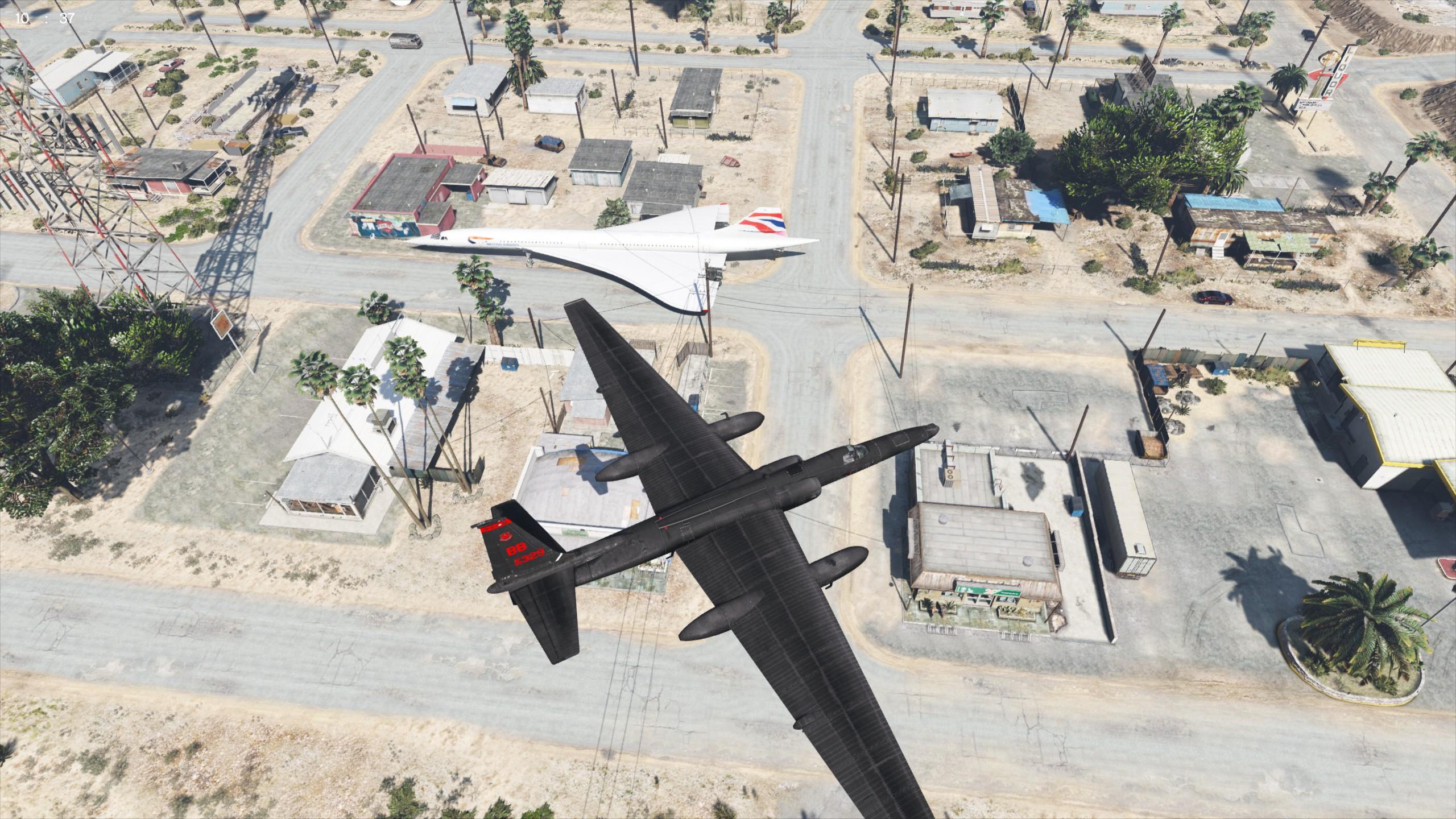 Fond D Ecran 2560x1440 Px Concorde Grand Theft Auto V