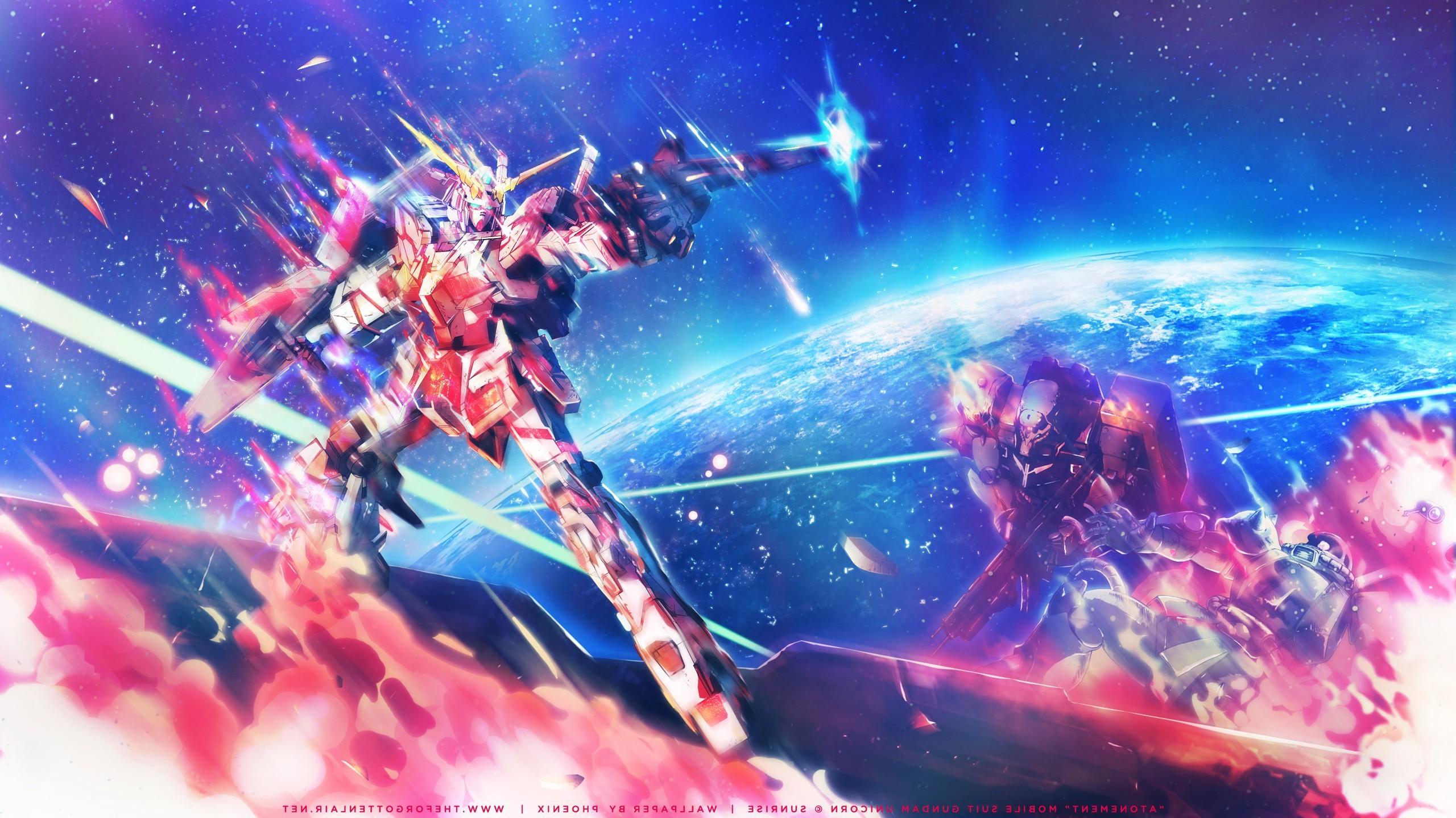 Wallpaper 2560x1440 Px Mech Mobile Suit Gundam Mobile Suit Gundam Unicorn 2560x1440 Wallhaven 1028858 Hd Wallpapers Wallhere