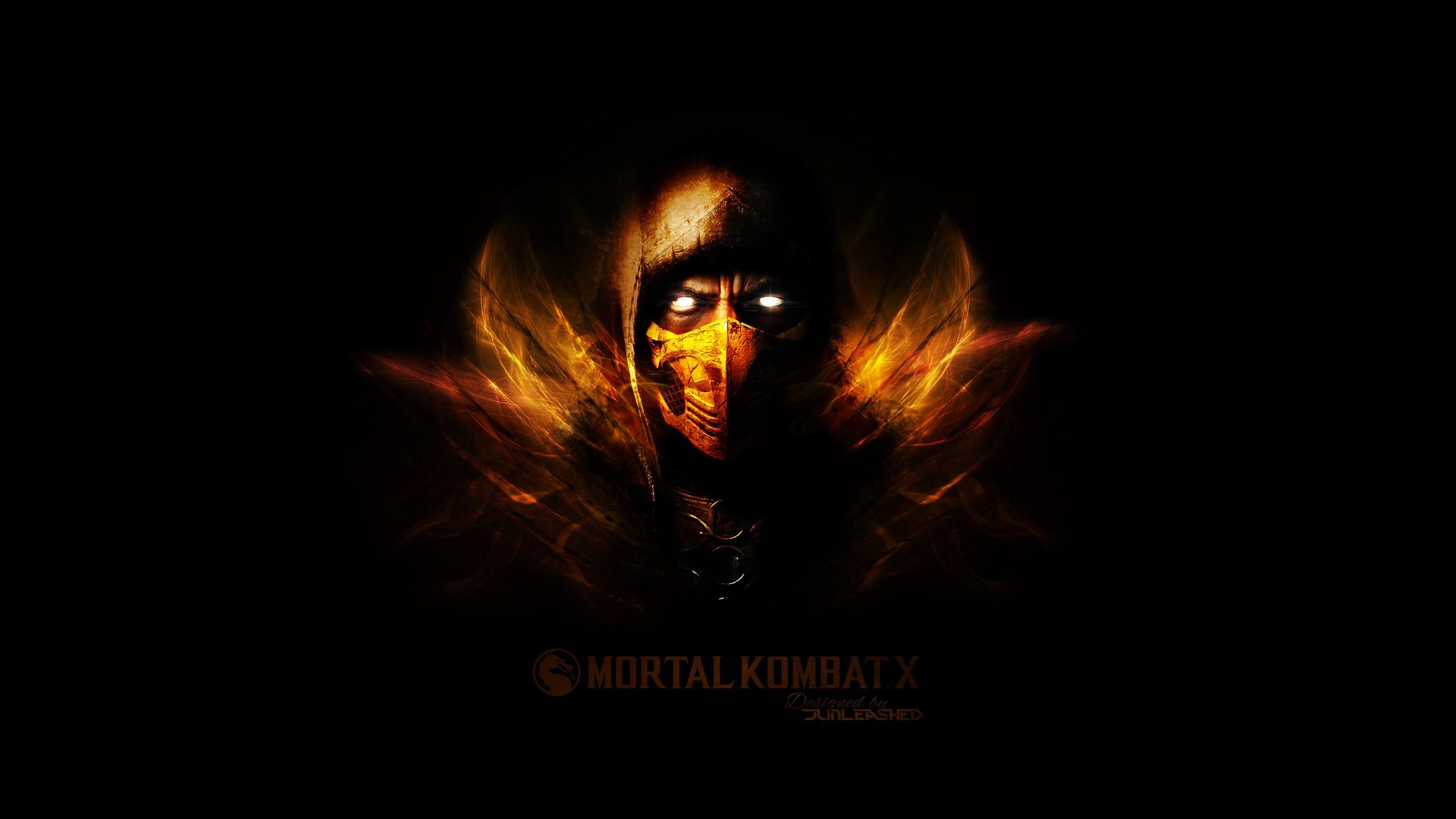 2560x1440 Px Mortal Kombat X