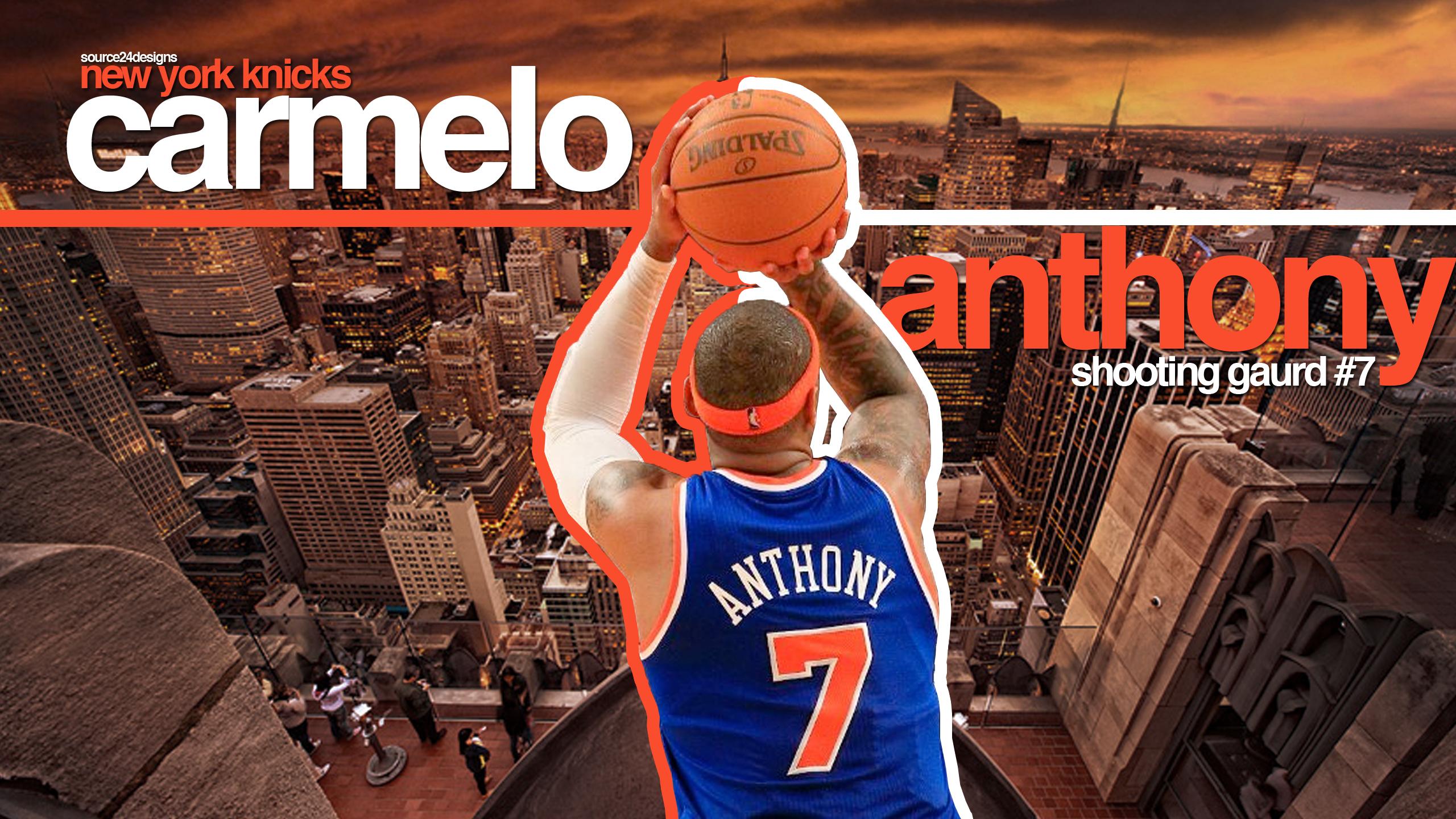 Wallpaper 2560x1440 Px Basketball Gt Knicks Nba New York