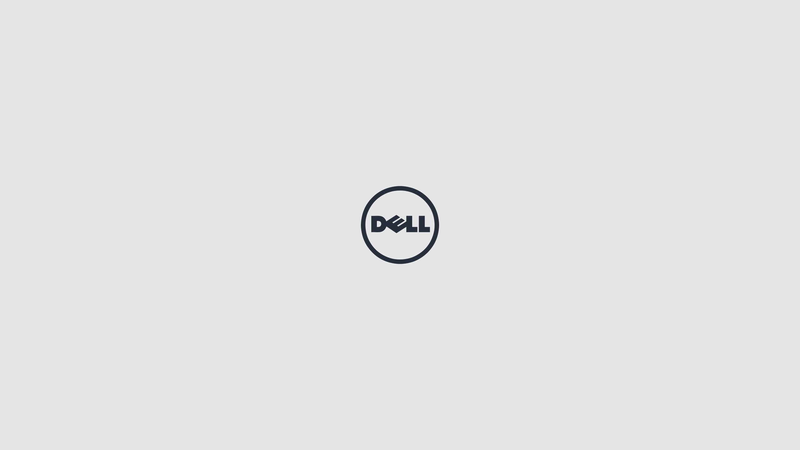Papel De Parede : 2560x1440 Px, Marcas, Dell, Logotipo