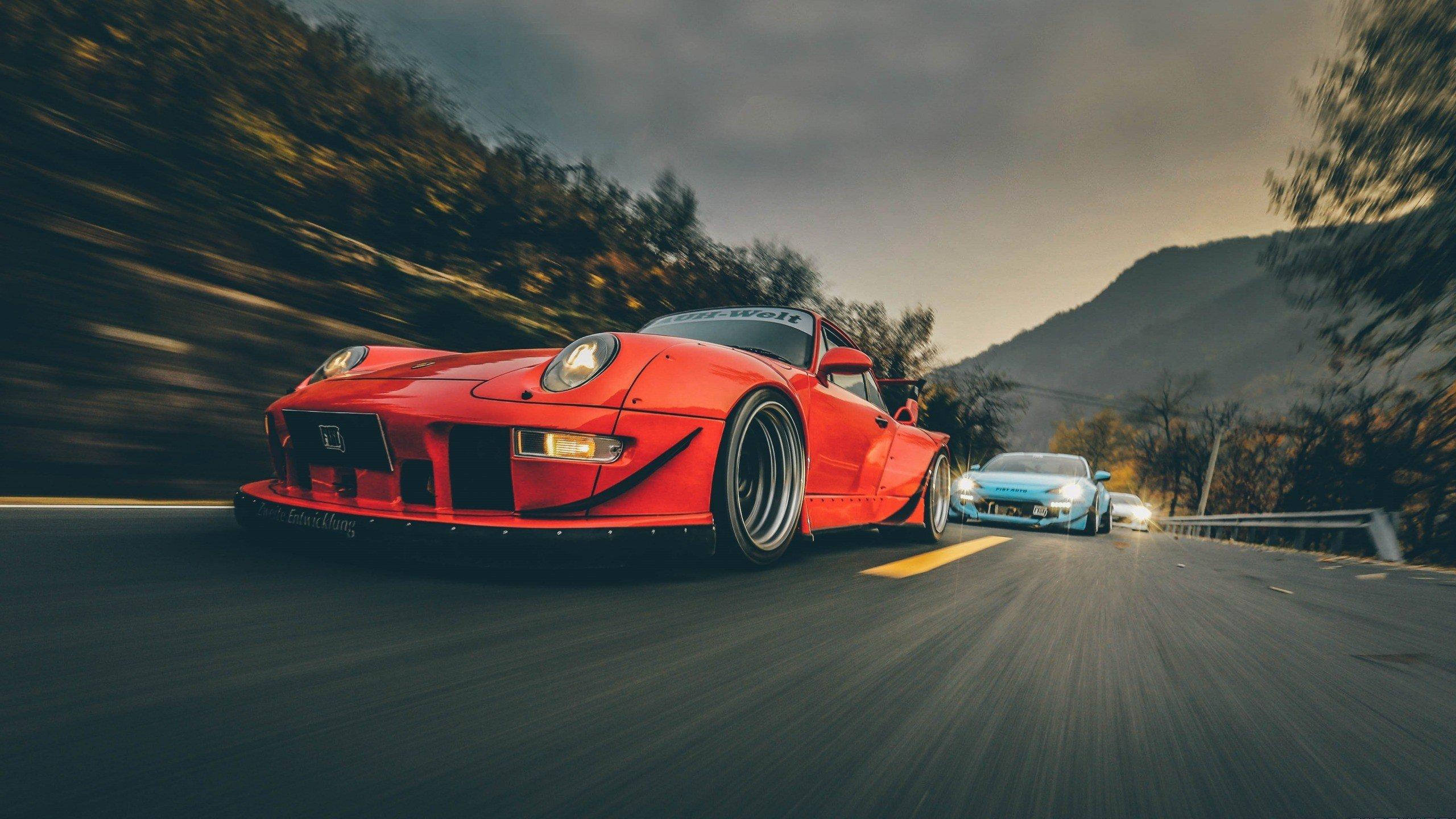 Wallpaper 2560x1440 Px Gulf Porsche 911 Carrera 4s Porsche