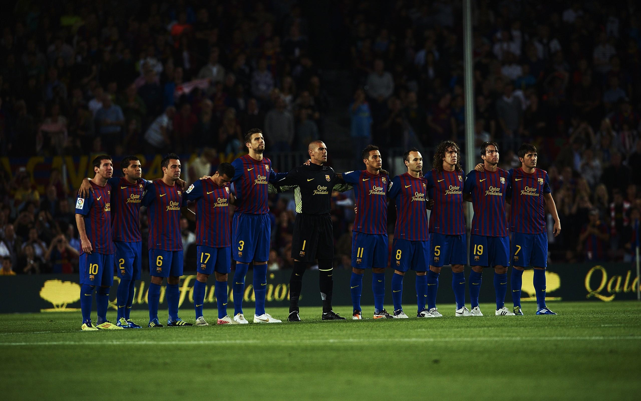 Fondos De Pantalla 2560x1600 Px Barcelona Lionel Messi