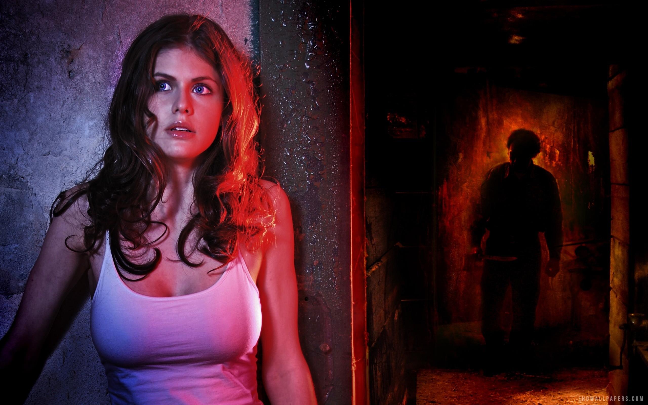 wallpaper : 2560x1600 px, actress, alexandra daddario, brunette