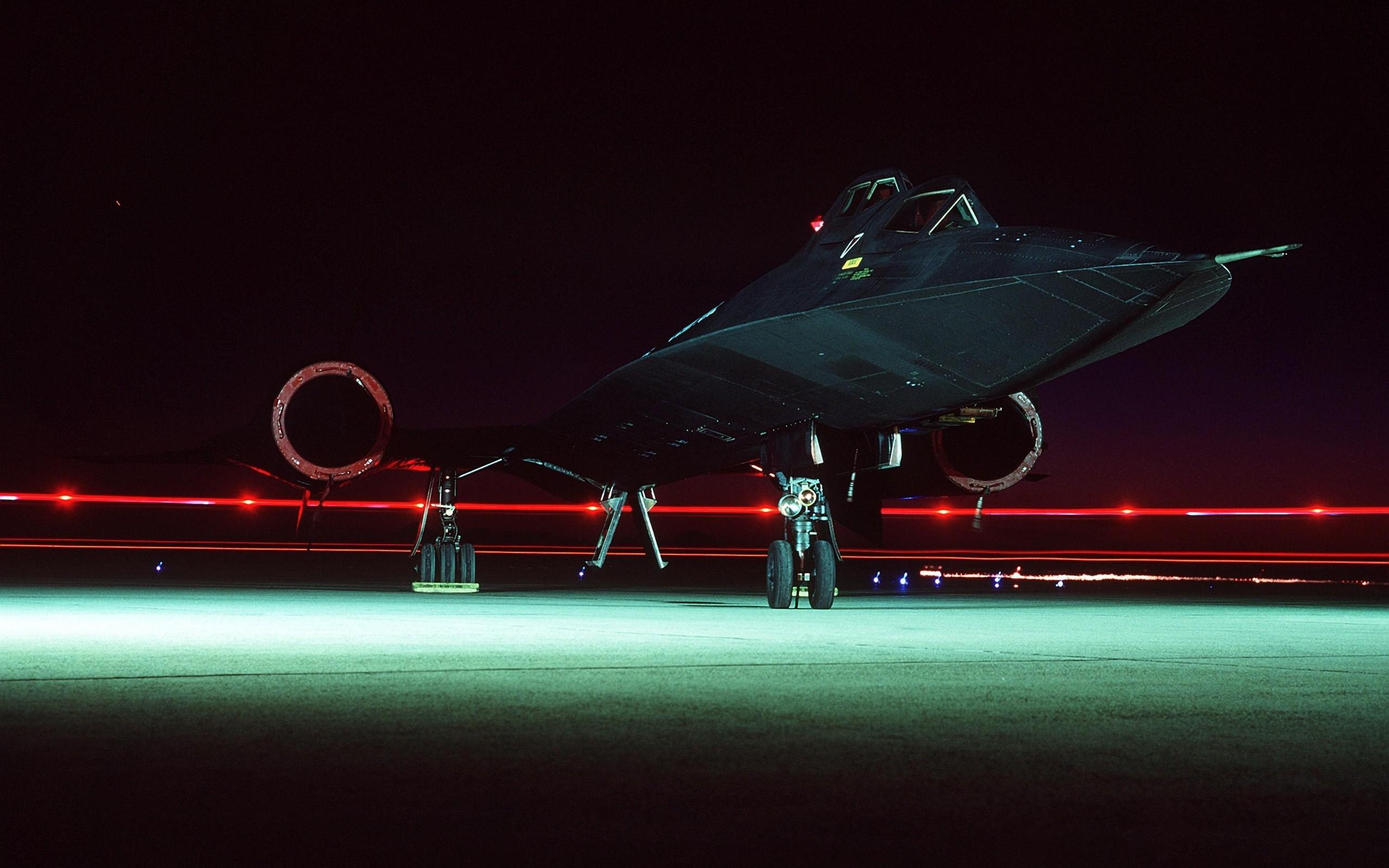 Fondos De Pantalla 2560x1600 Px Avión Lockheed Sr 71