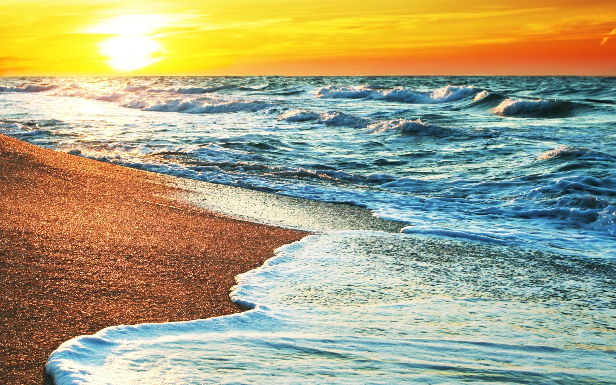 Цветные моря картинки