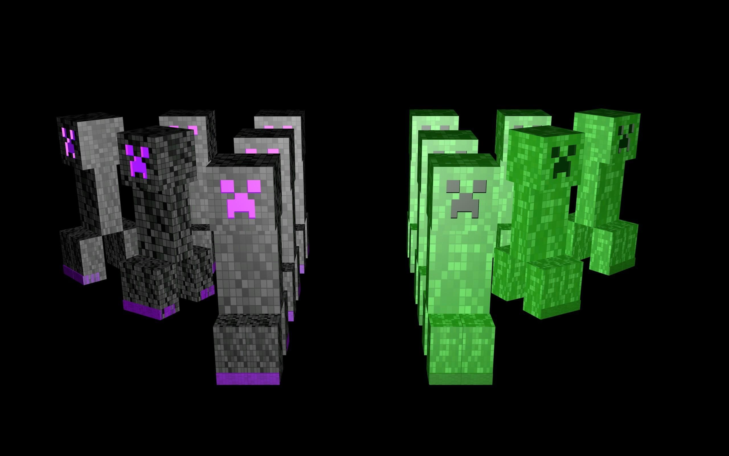 Hintergrundbilder X Px Kriechpflanze Minecraft PC - Minecraft spiele youtube