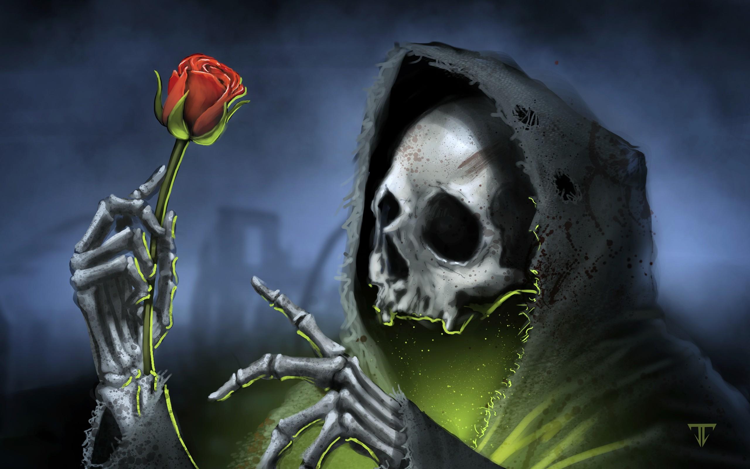 Wallpaper 2560x1600 Px Dark Death Gothic Grim Reaper