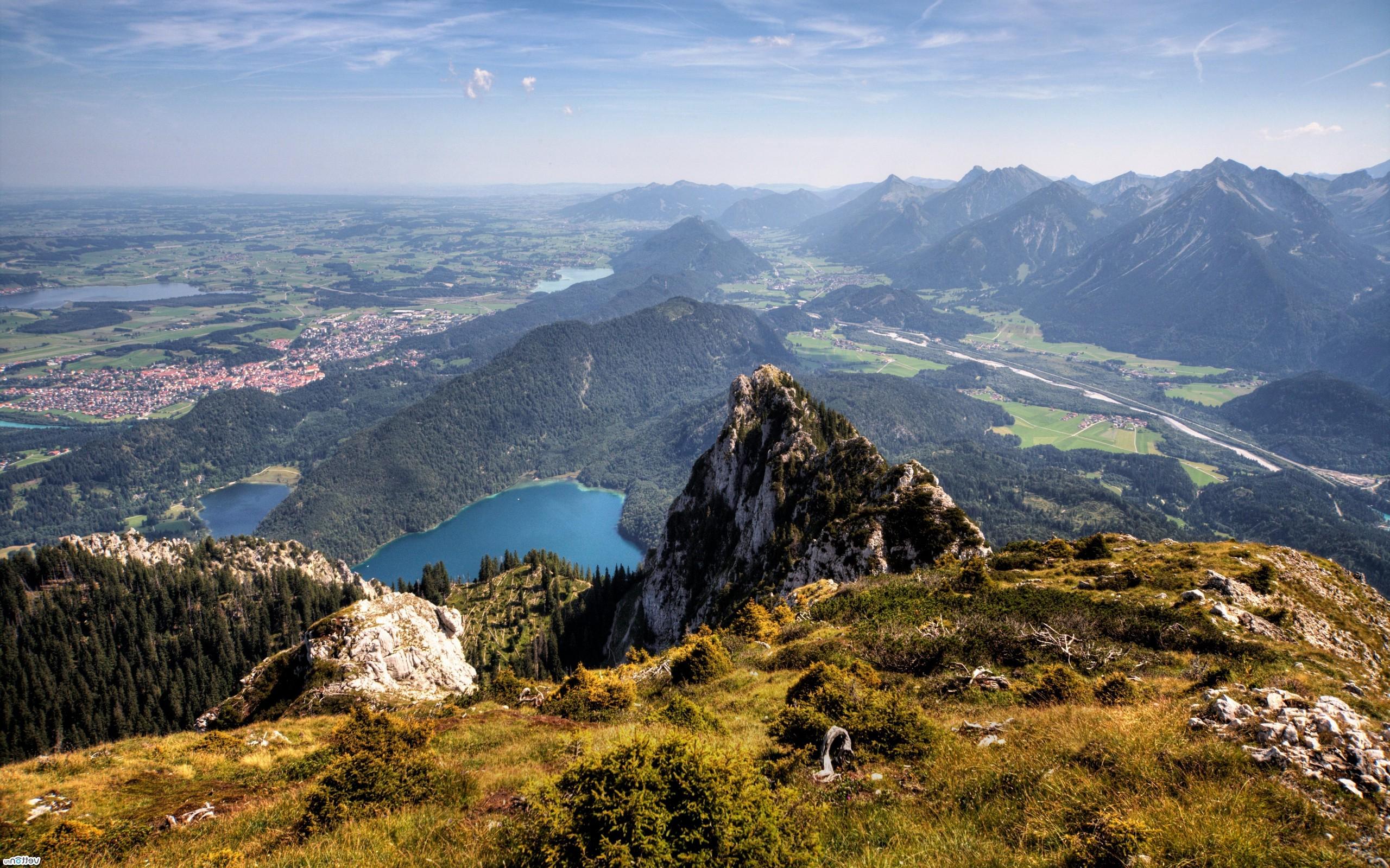 фото красивых пейзажей сверху шагом нам нужно