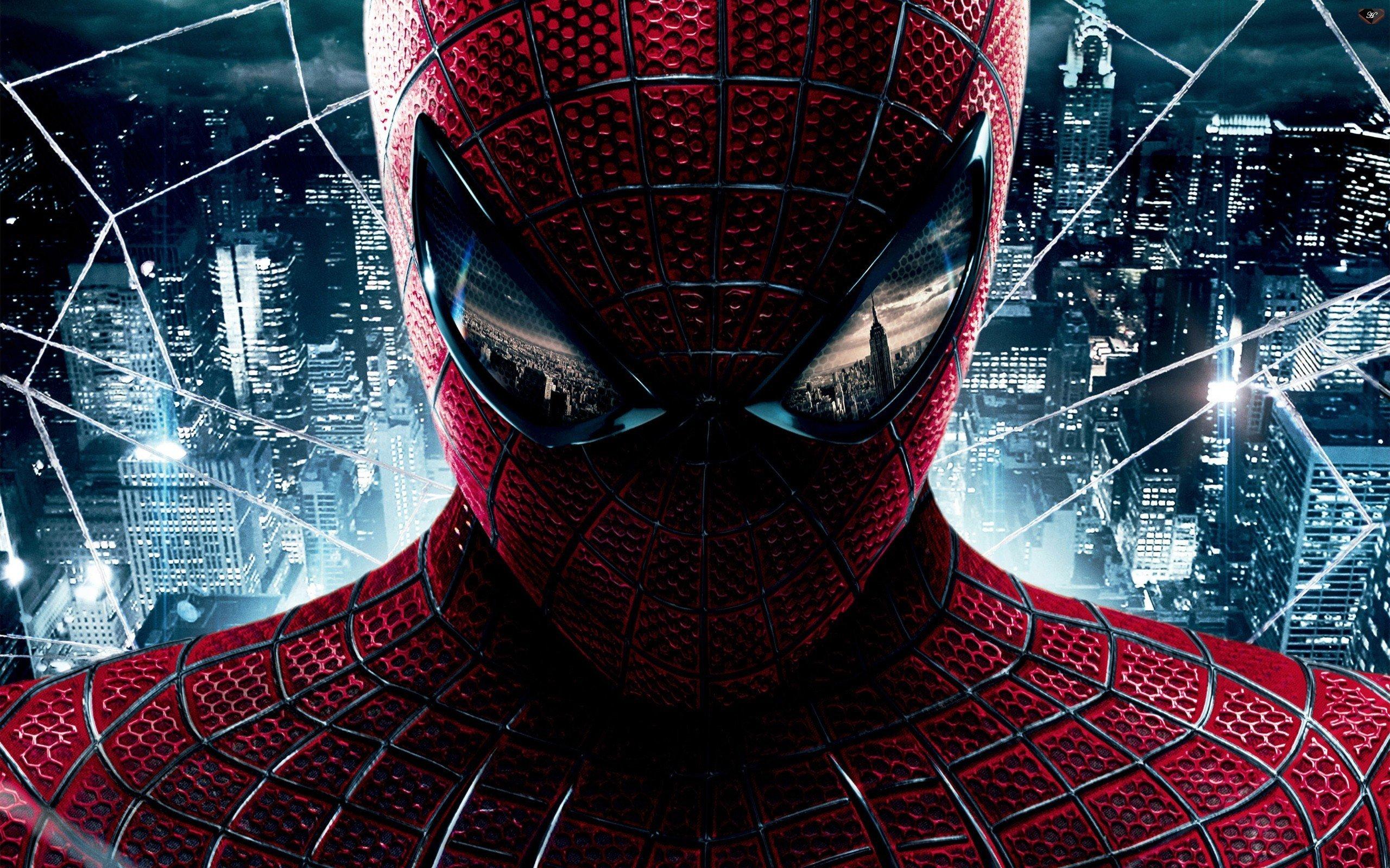 Человек паук картинки новые
