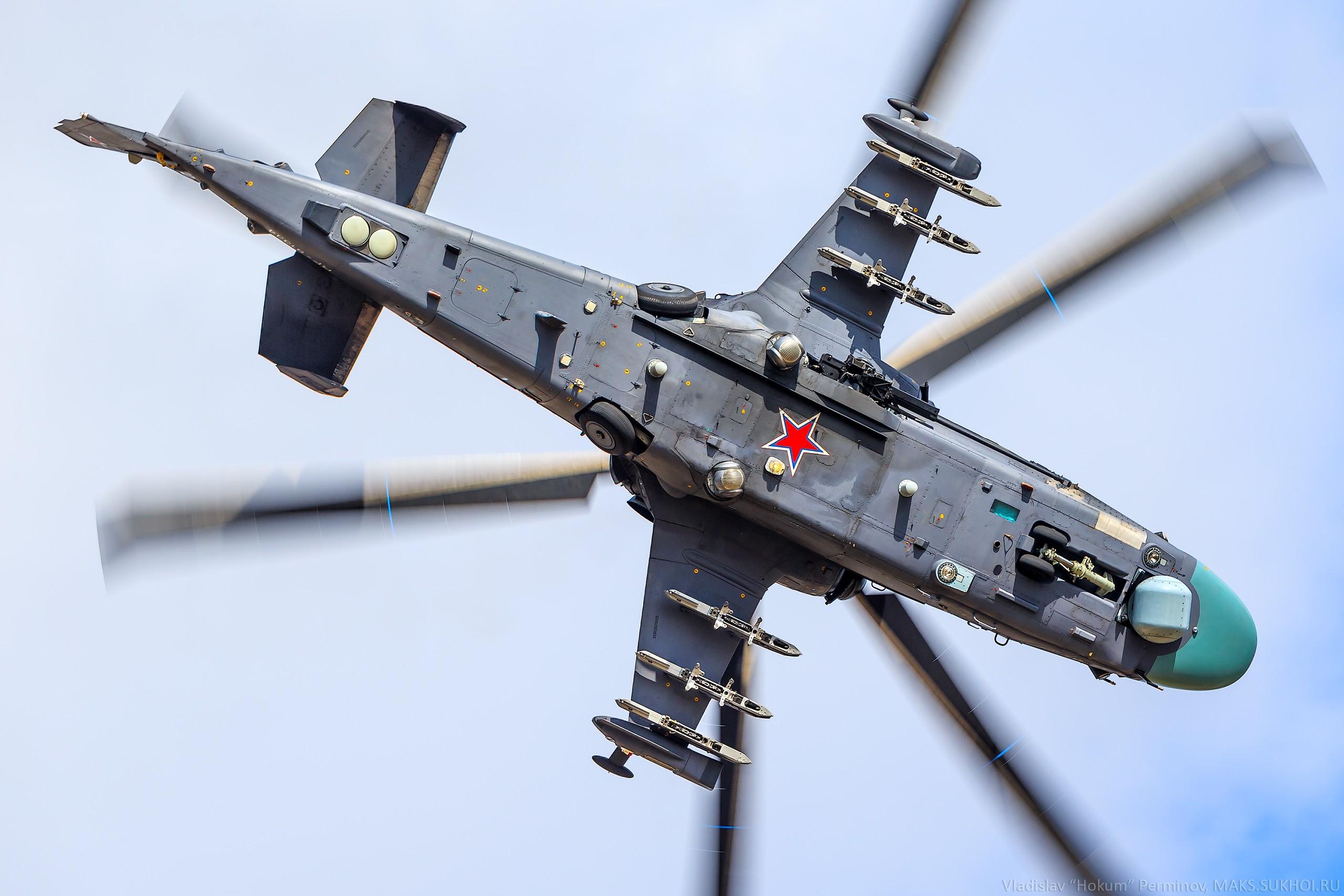 2560x1707 Px Aircraft Army Kamov Ka 52 Military Russian