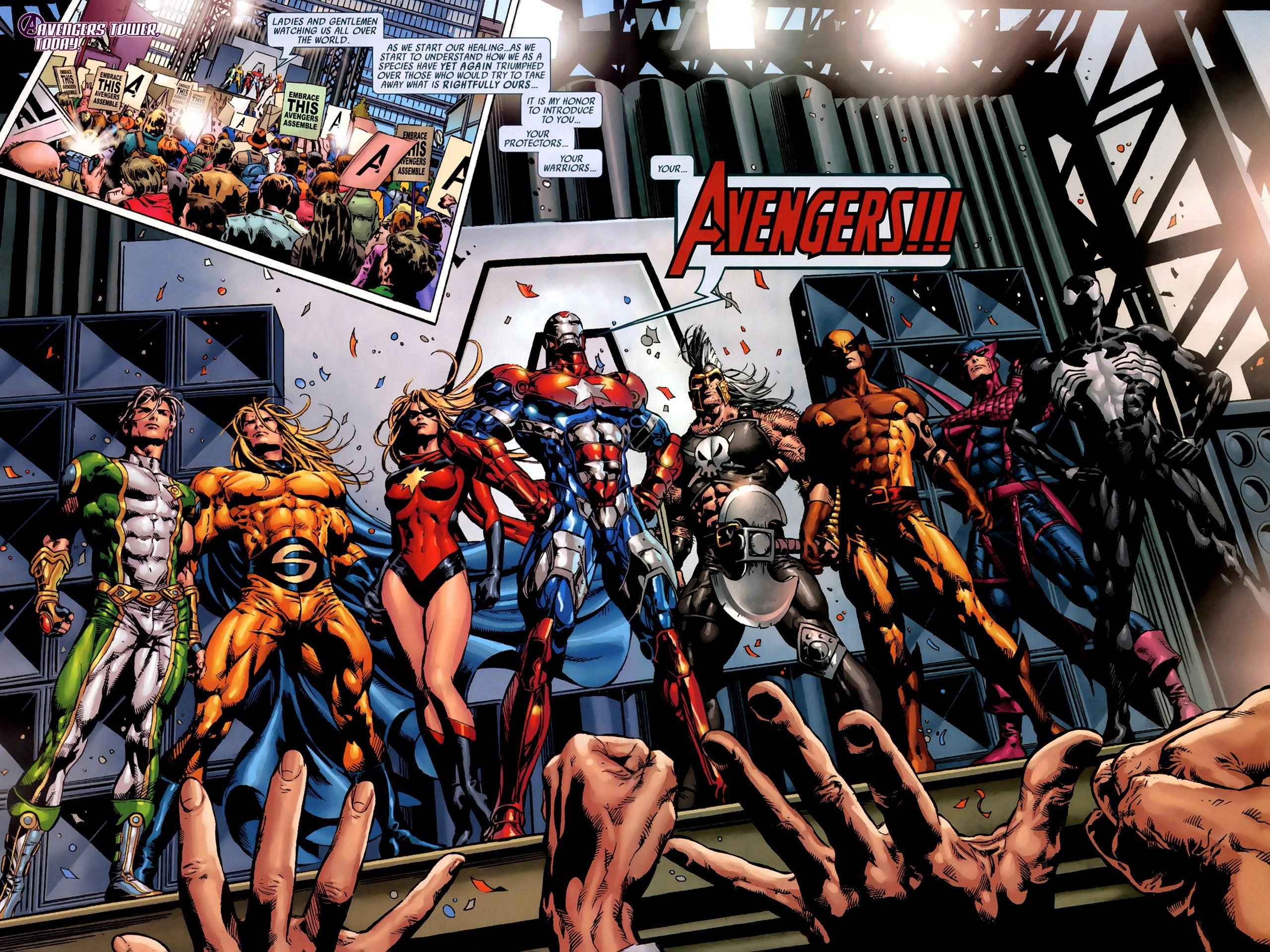 Wallpaper 2560x1919 Px Comics Marvel Comics 2560x1919
